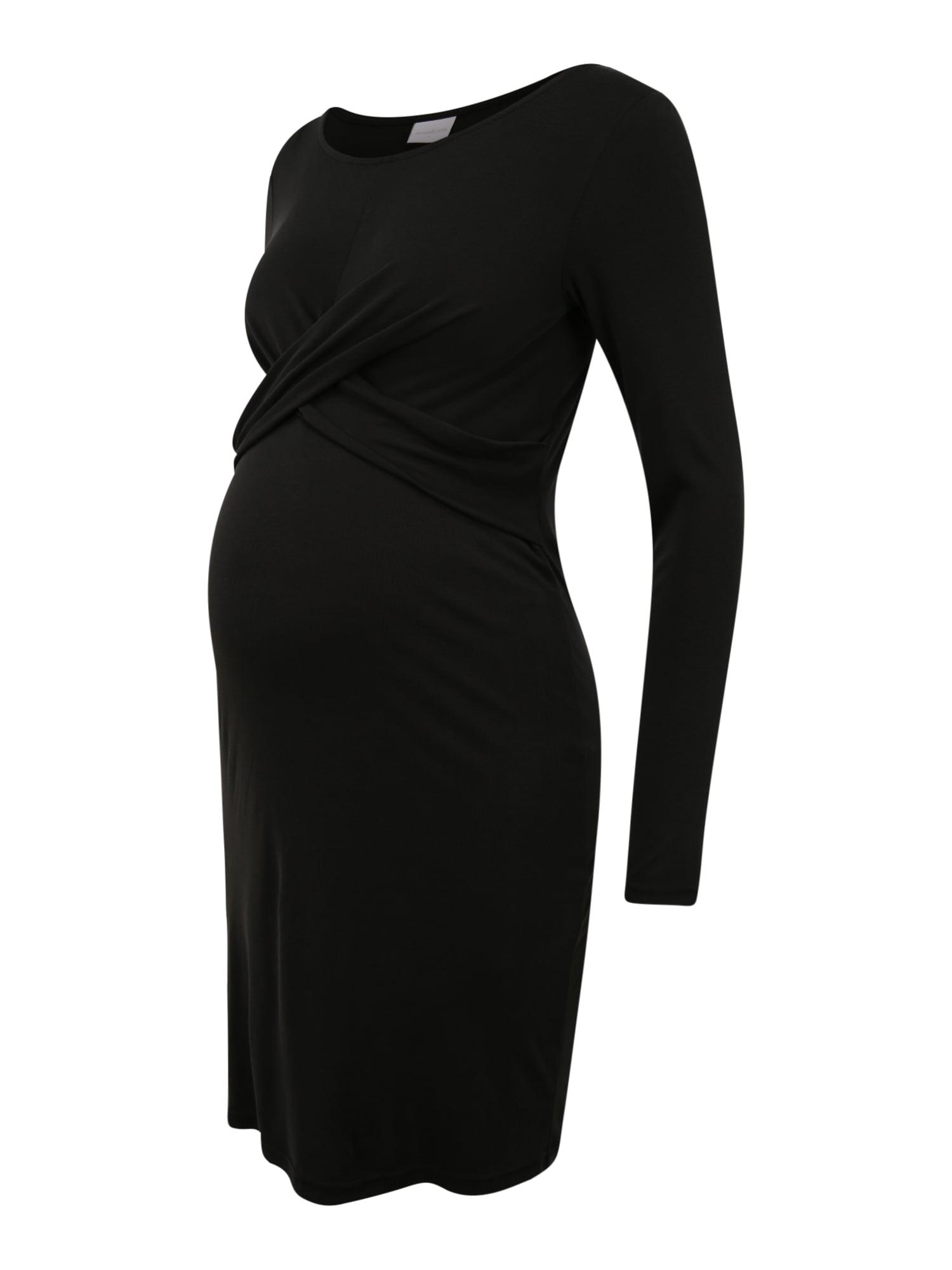 MAMALICIOUS Suknelė 'KATIANA' juoda