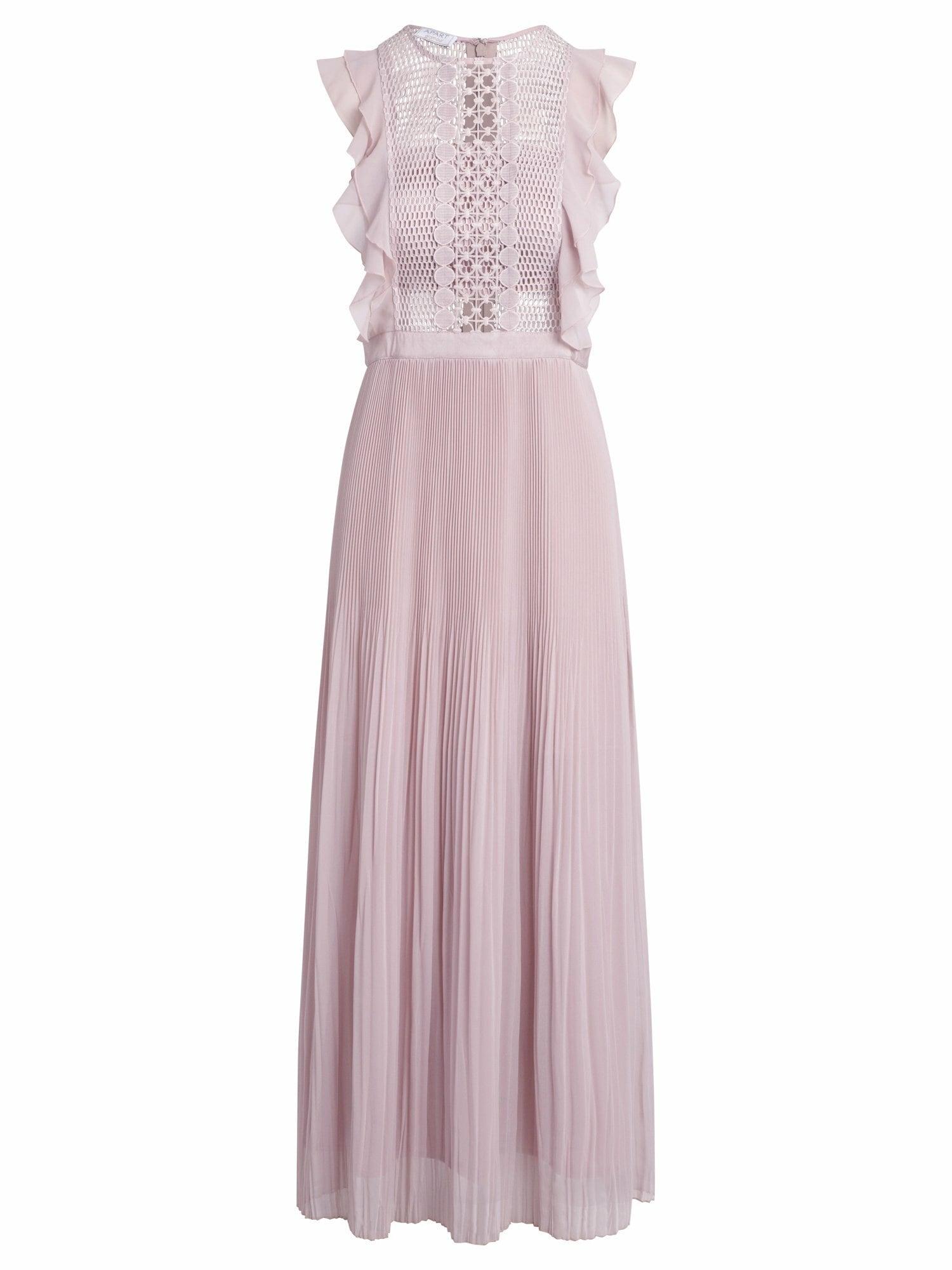 APART Vakarinė suknelė rožių spalva
