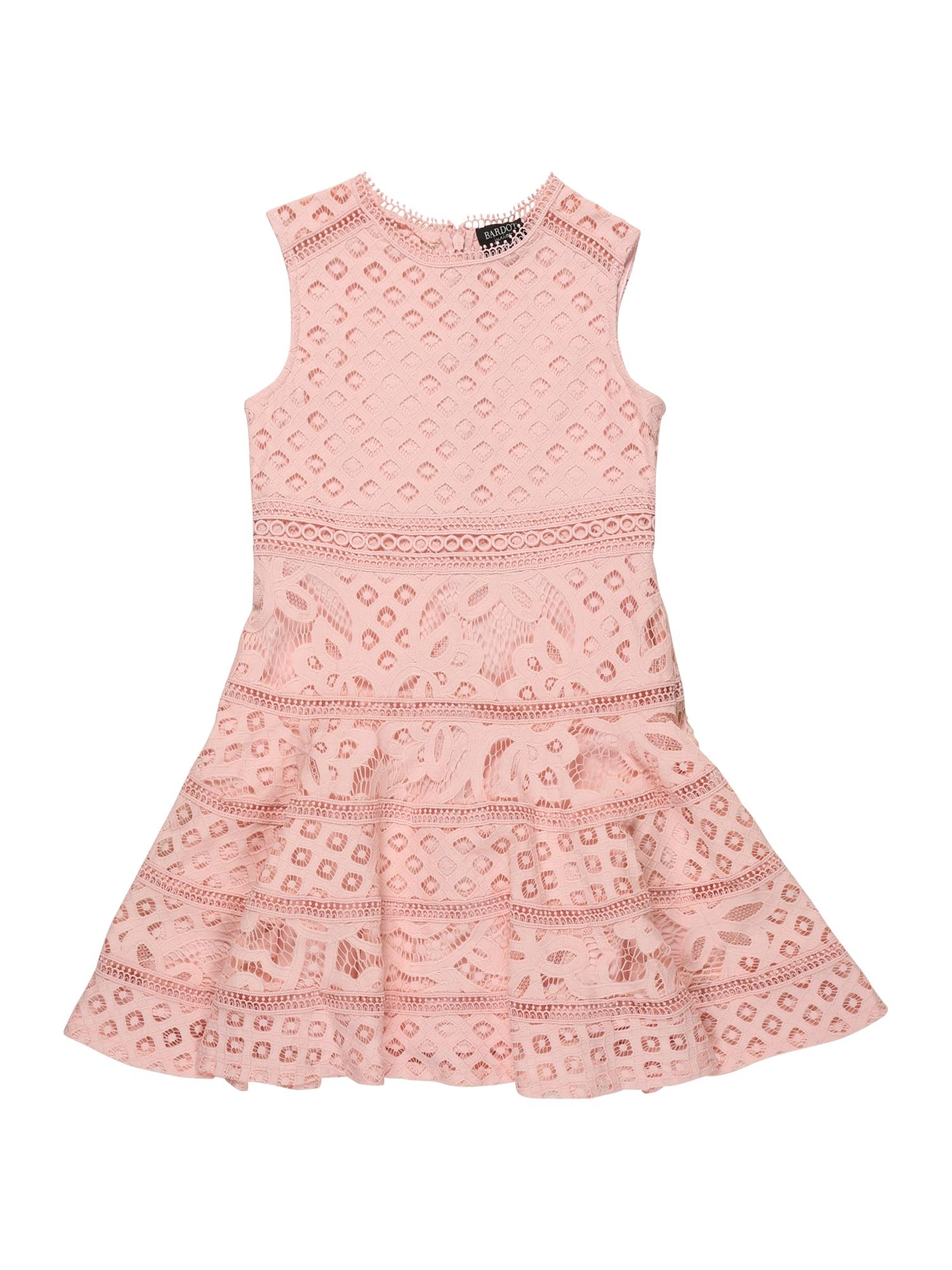 Bardot Junior Suknelė 'ELISE' rožių spalva