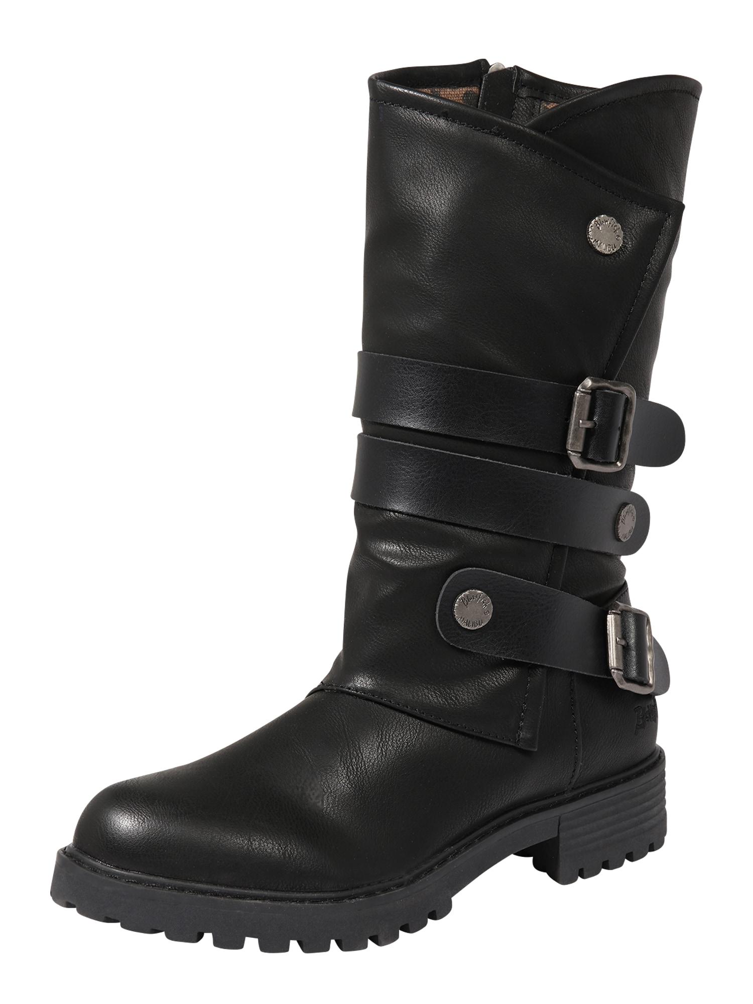Blowfish Malibu Auliniai batai su kulniuku 'Raexy' juoda