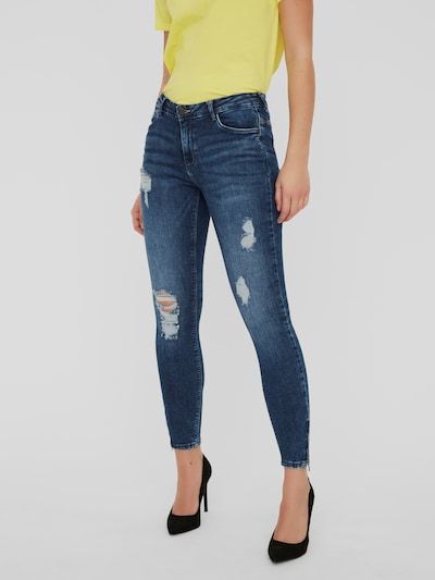 Noisy May Kimmy Distressed Skinnyjeans