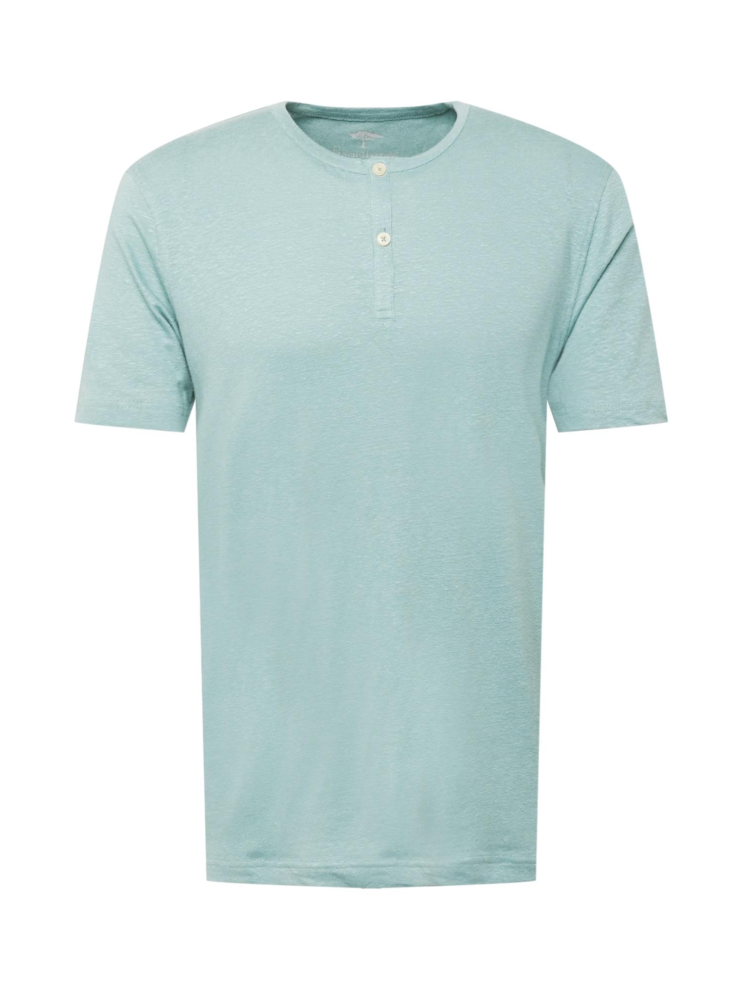 FYNCH-HATTON Marškinėliai šviesiai mėlyna