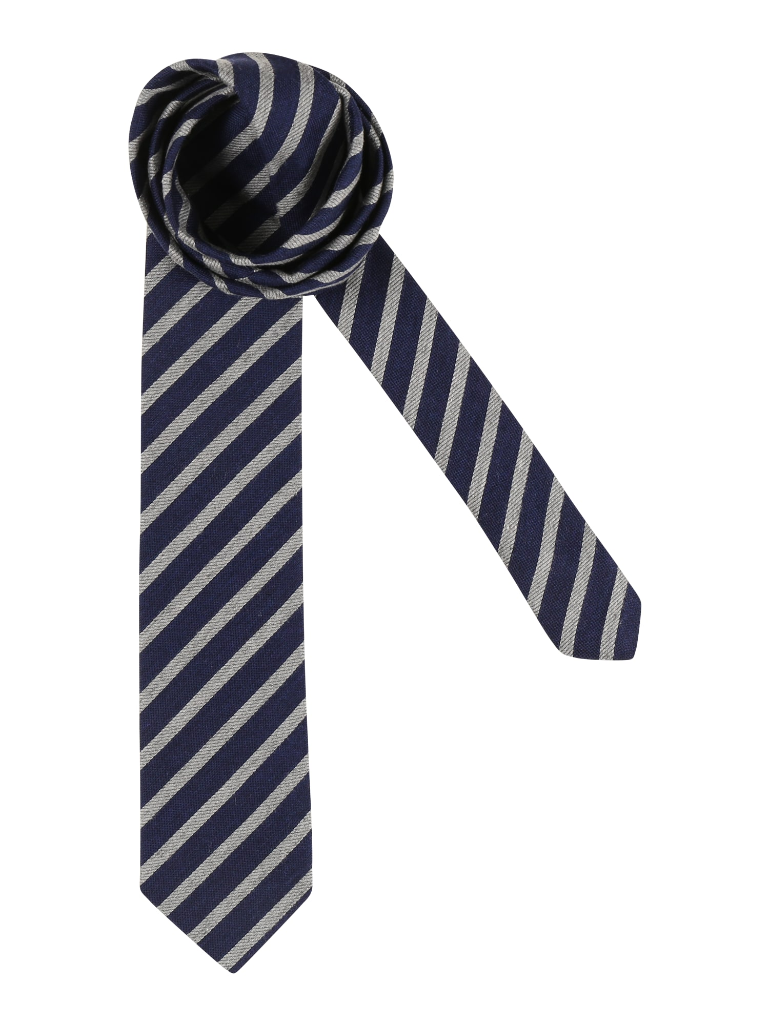 JOOP! Kravata  modrá / šedá