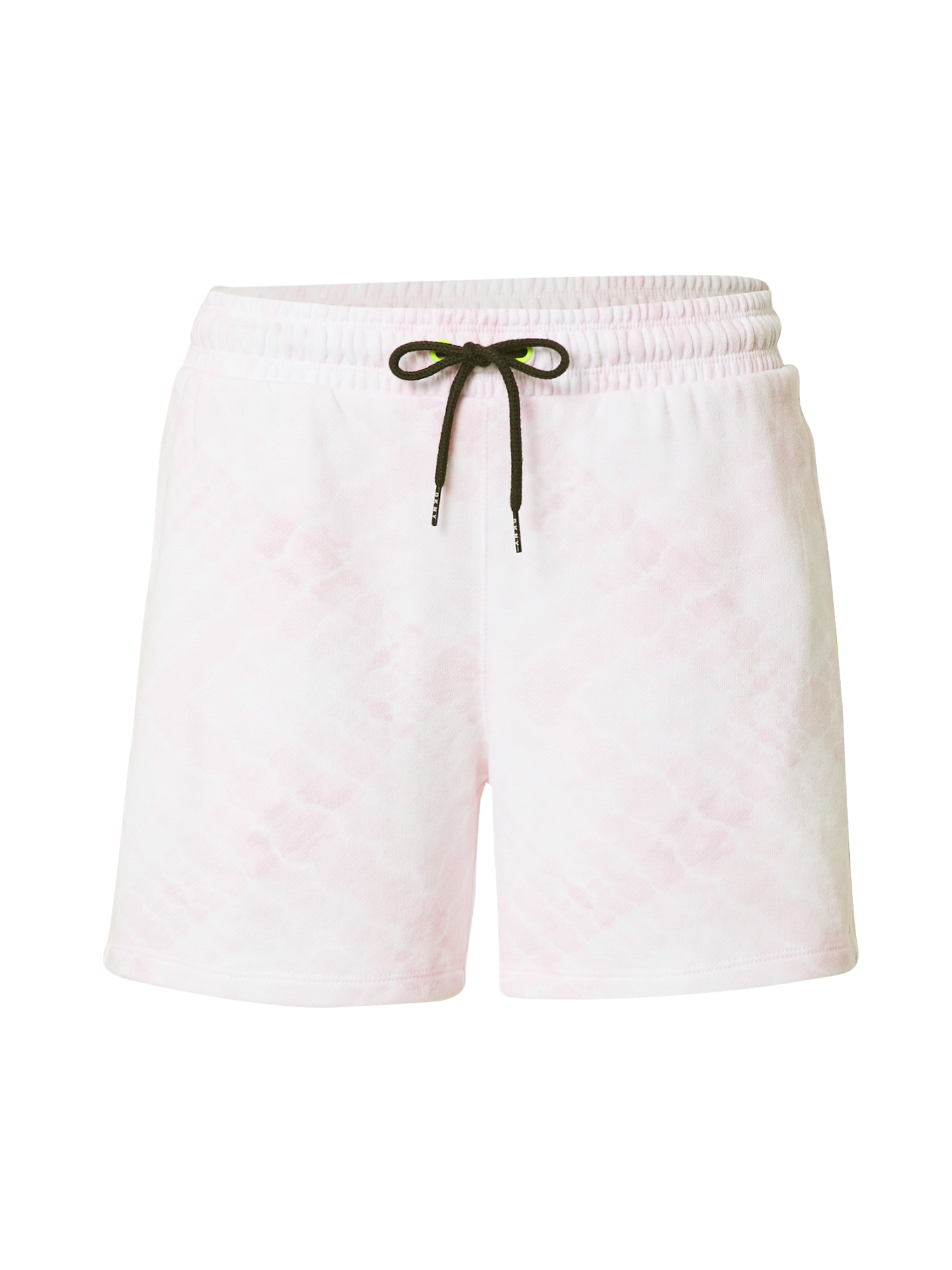 DKNY Performance Kelnės balta / šviesiai rožinė
