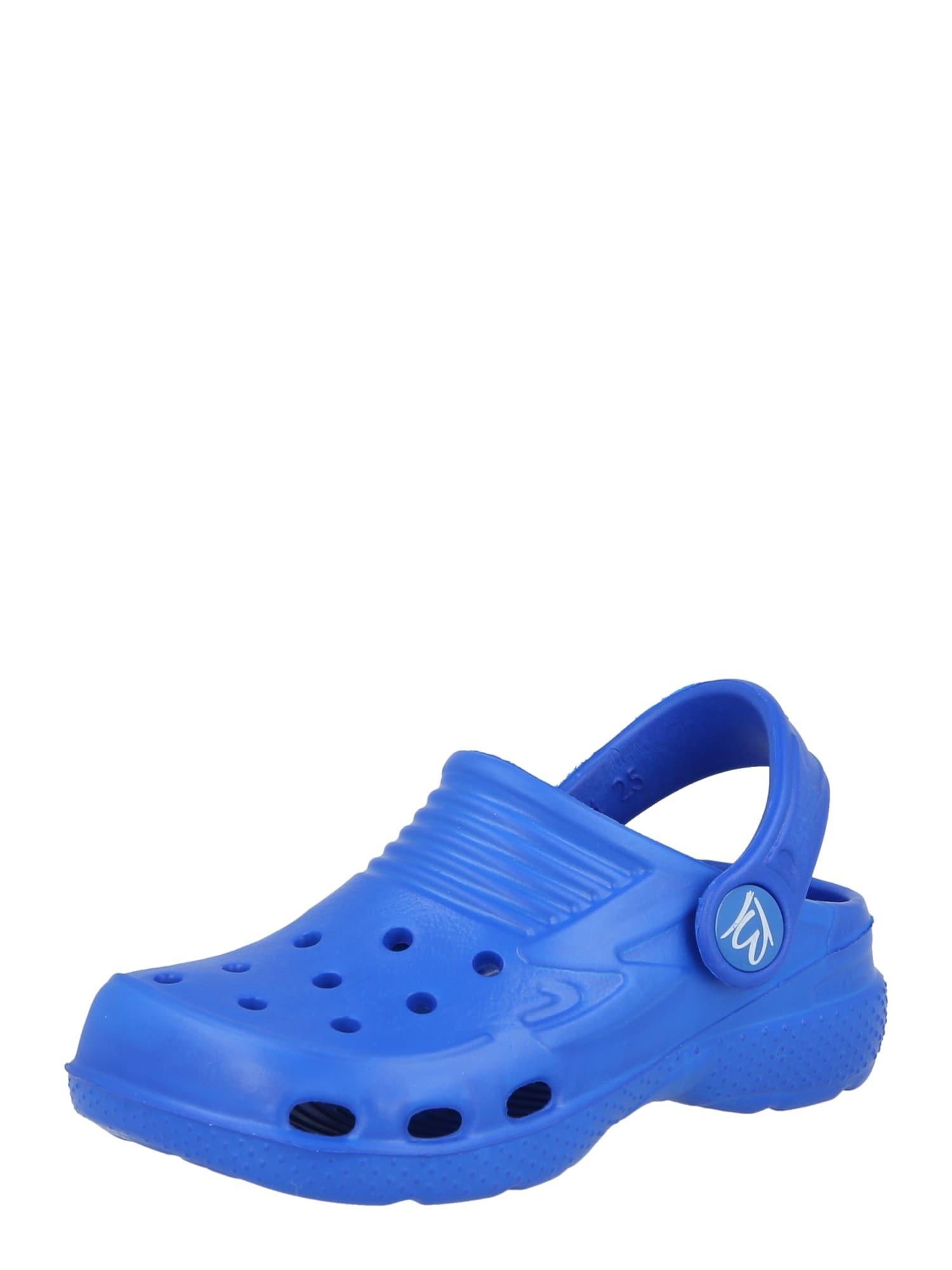 "BECK Atviri batai sodri mėlyna (""karališka"")"