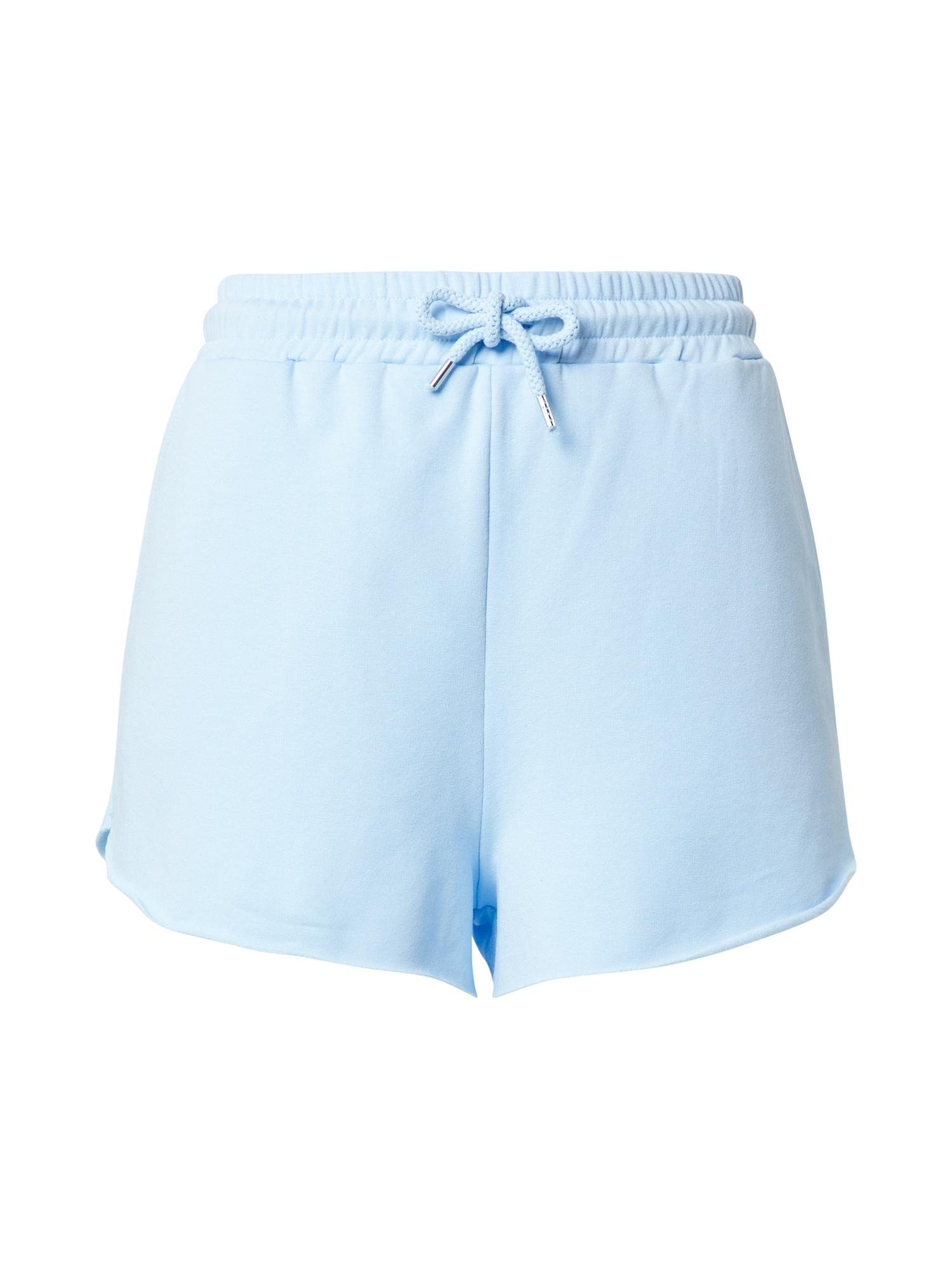 ABOUT YOU Kelnės 'Mimi' šviesiai mėlyna