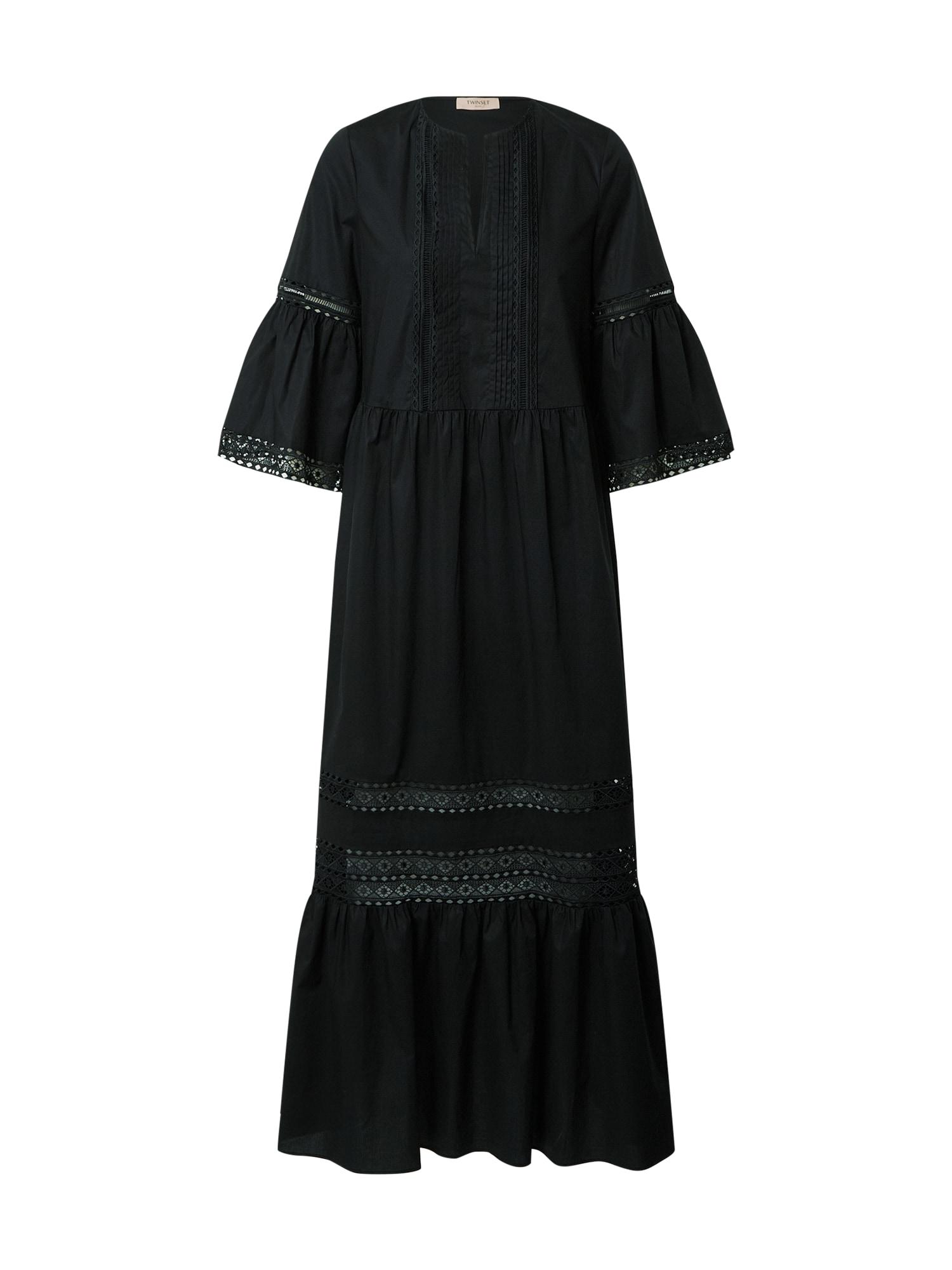 Twinset Suknelė juoda