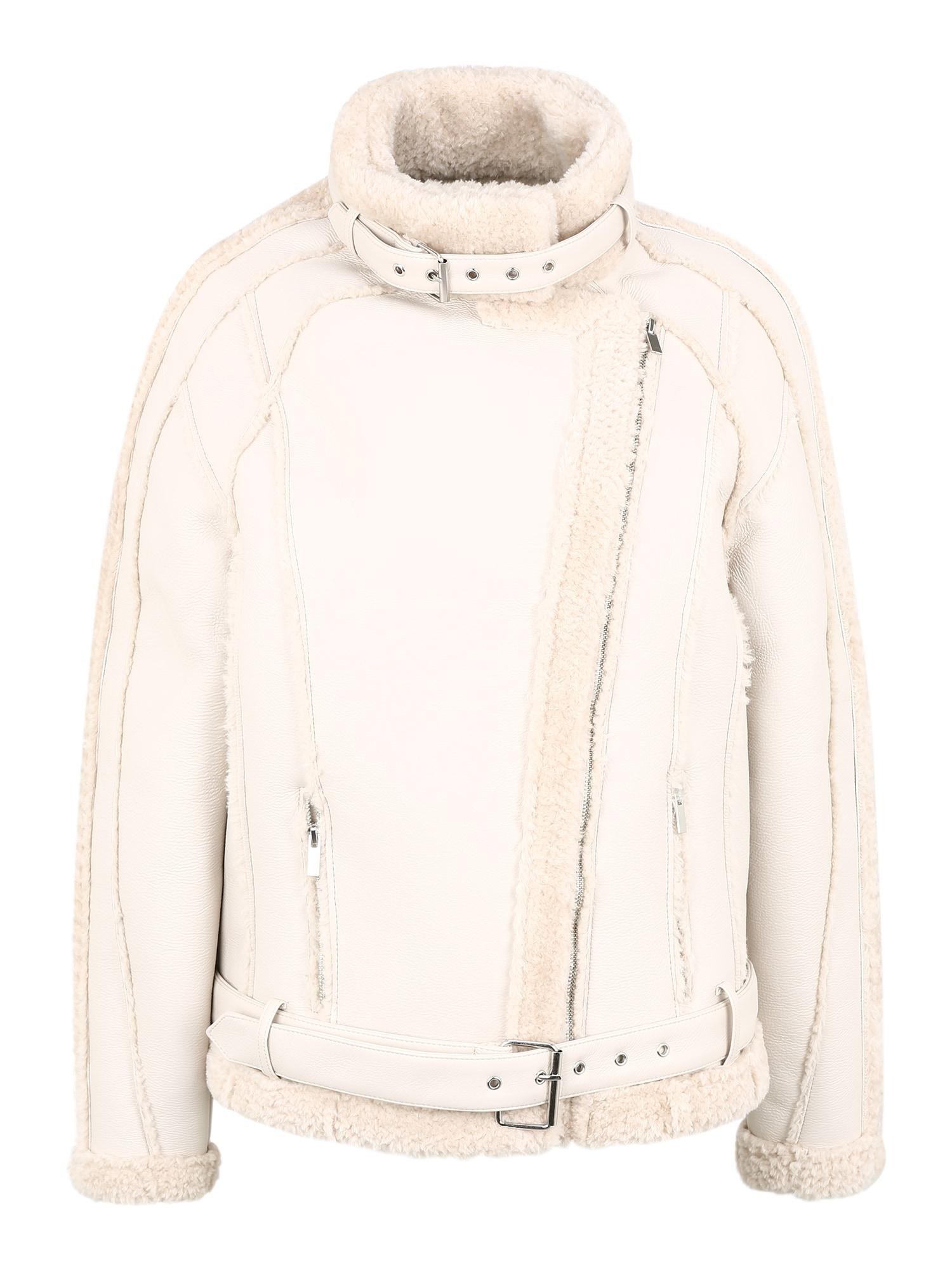 Missguided (Tall) Demisezoninė striukė balta