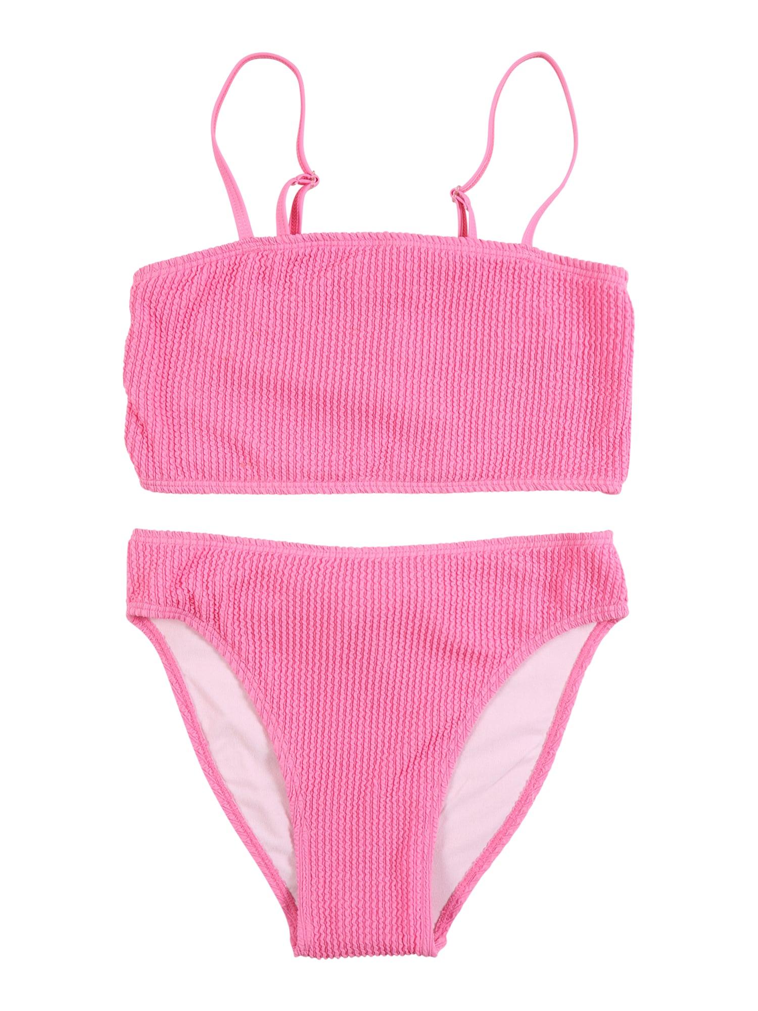 Cotton On Bikinis 'MILLIE' rožinė
