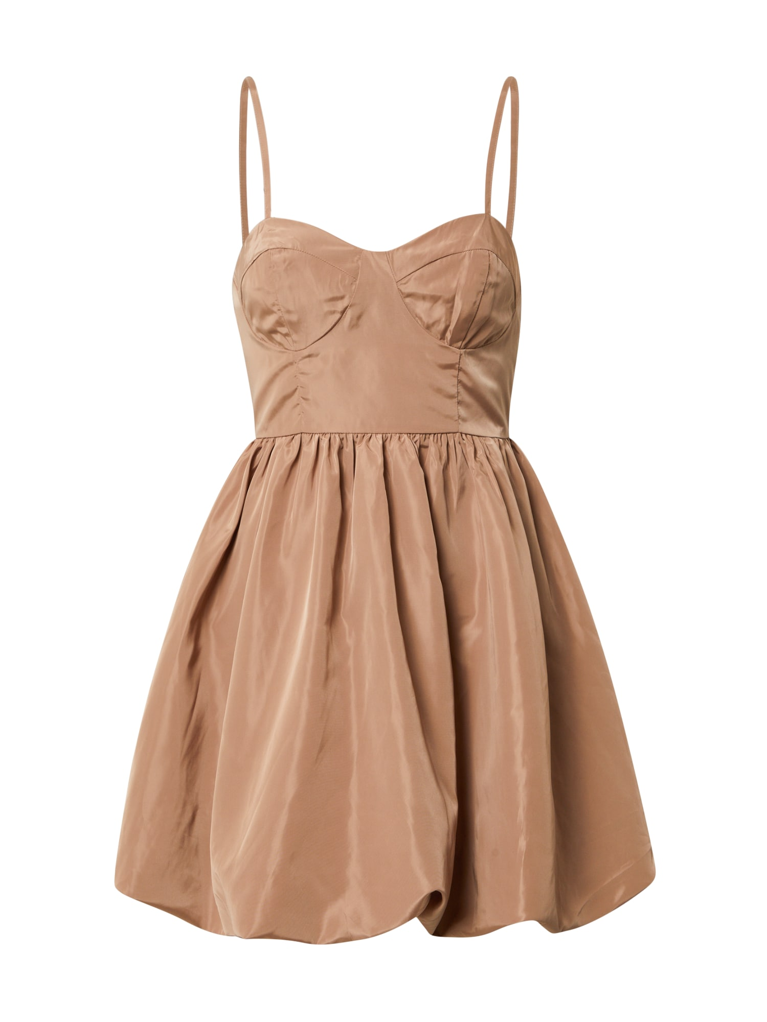 Love Triangle Šaty  béžová