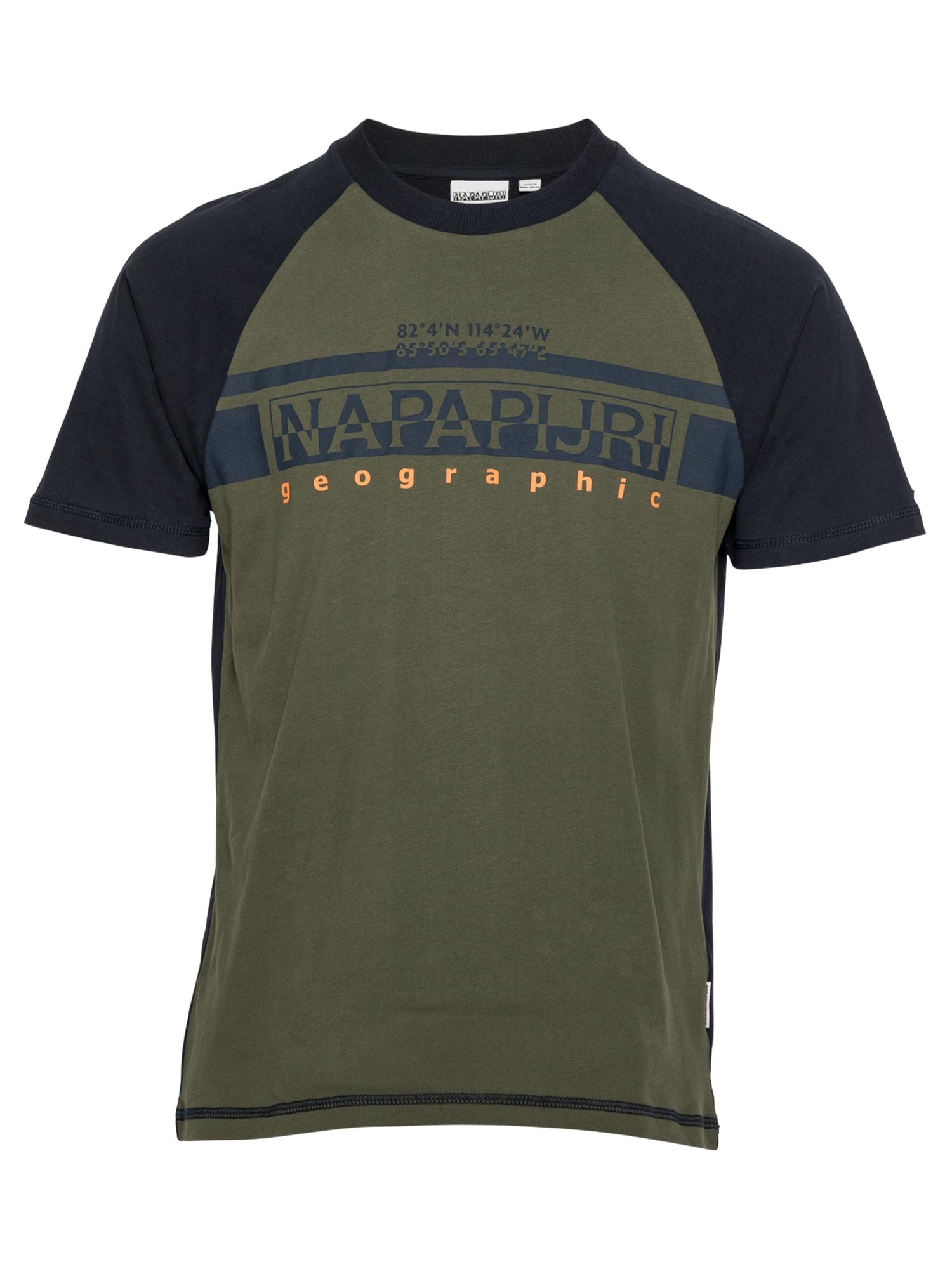 NAPAPIJRI Marškinėliai