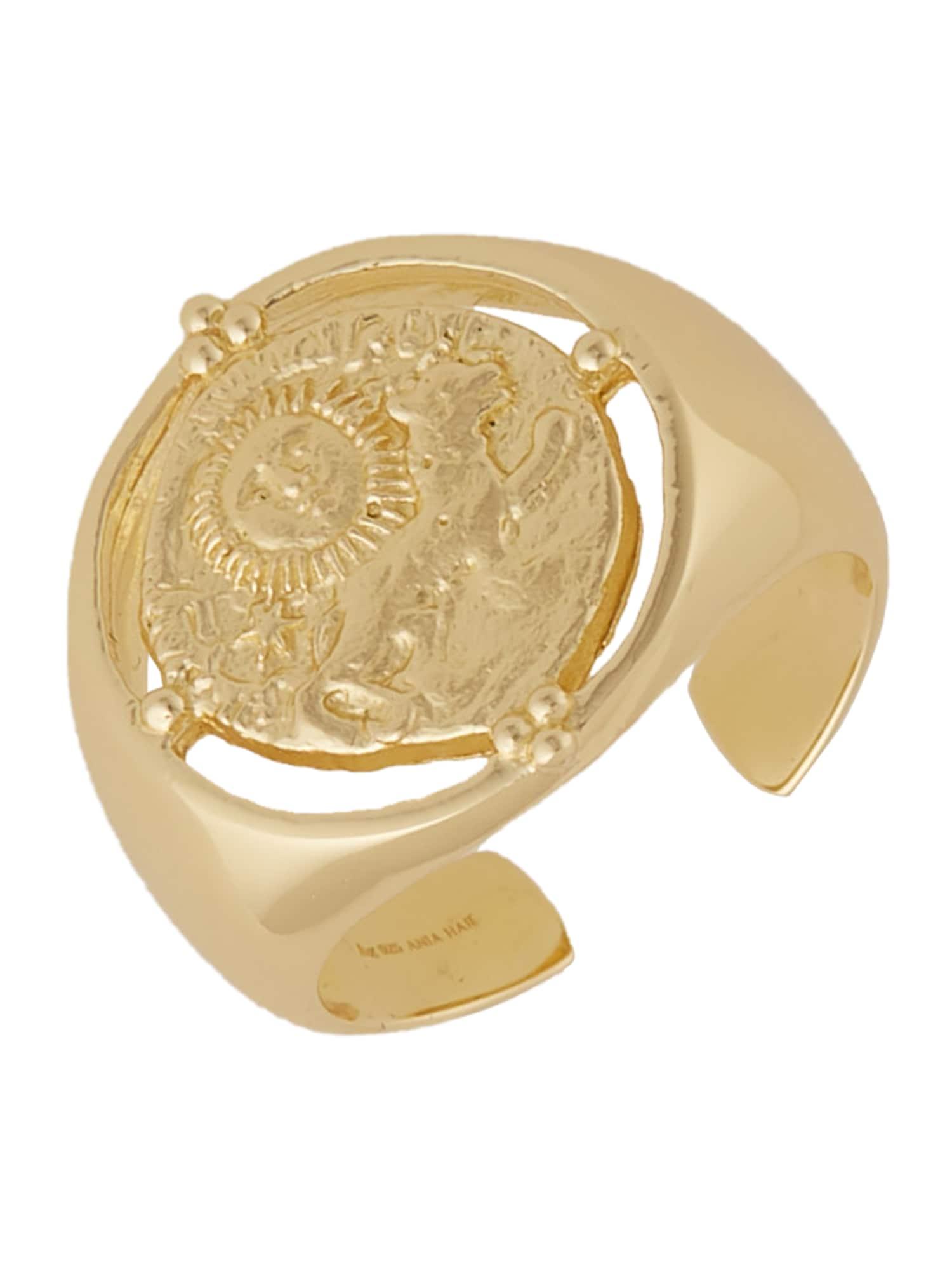 ANIA HAIE Žiedas auksas