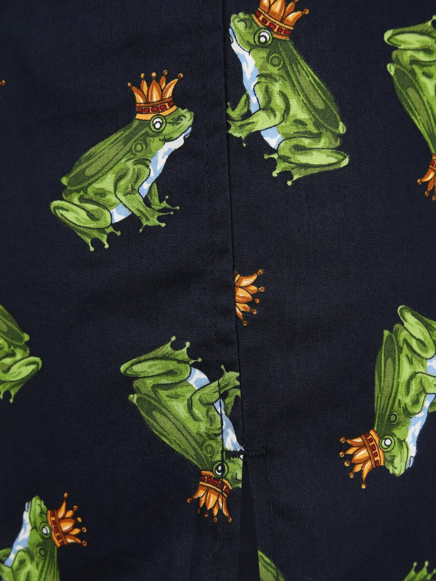 Boxershorts 'Frog King' D.E.A.L International
