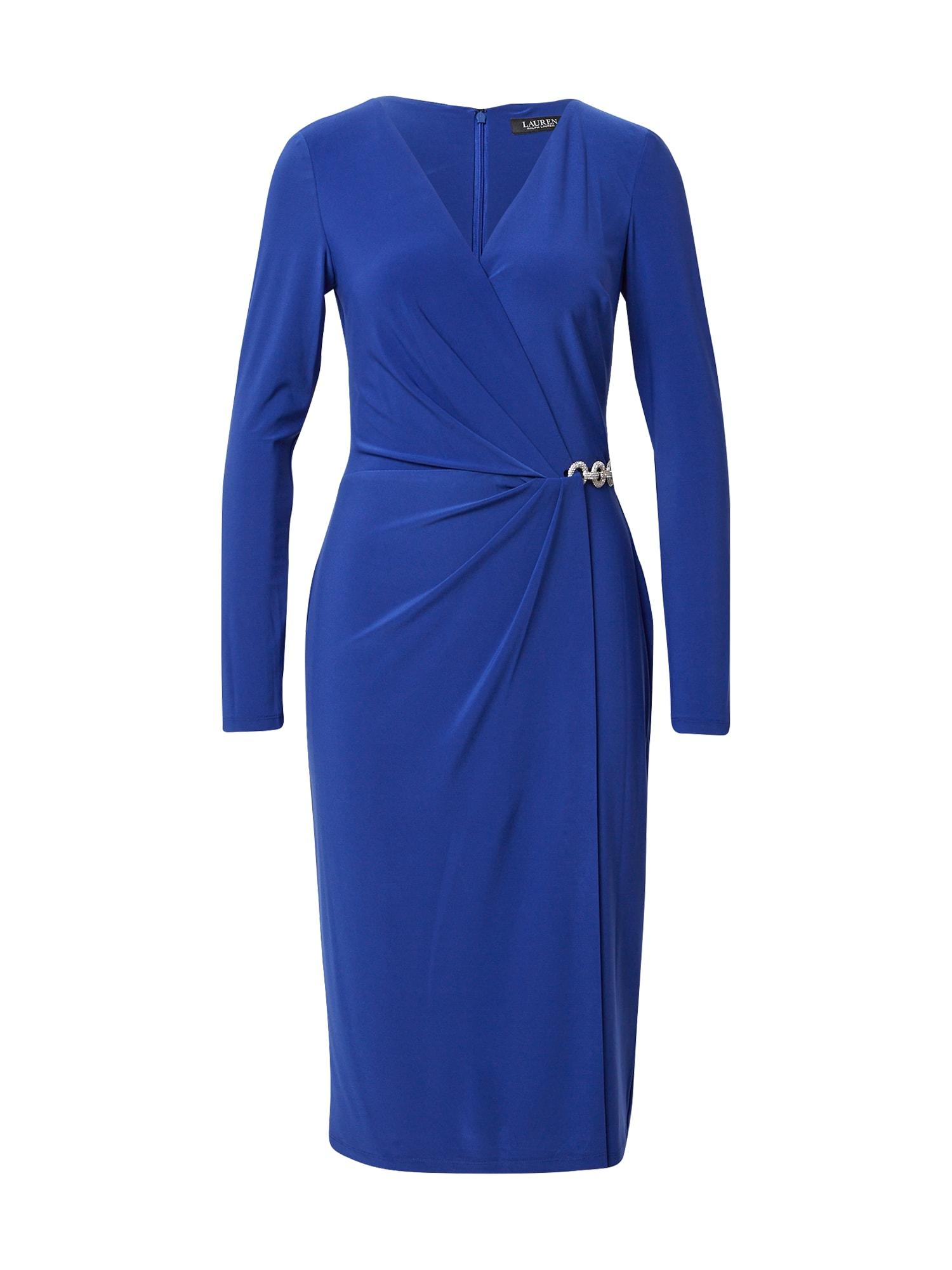 Lauren Ralph Lauren Šaty 'Kina'  královská modrá
