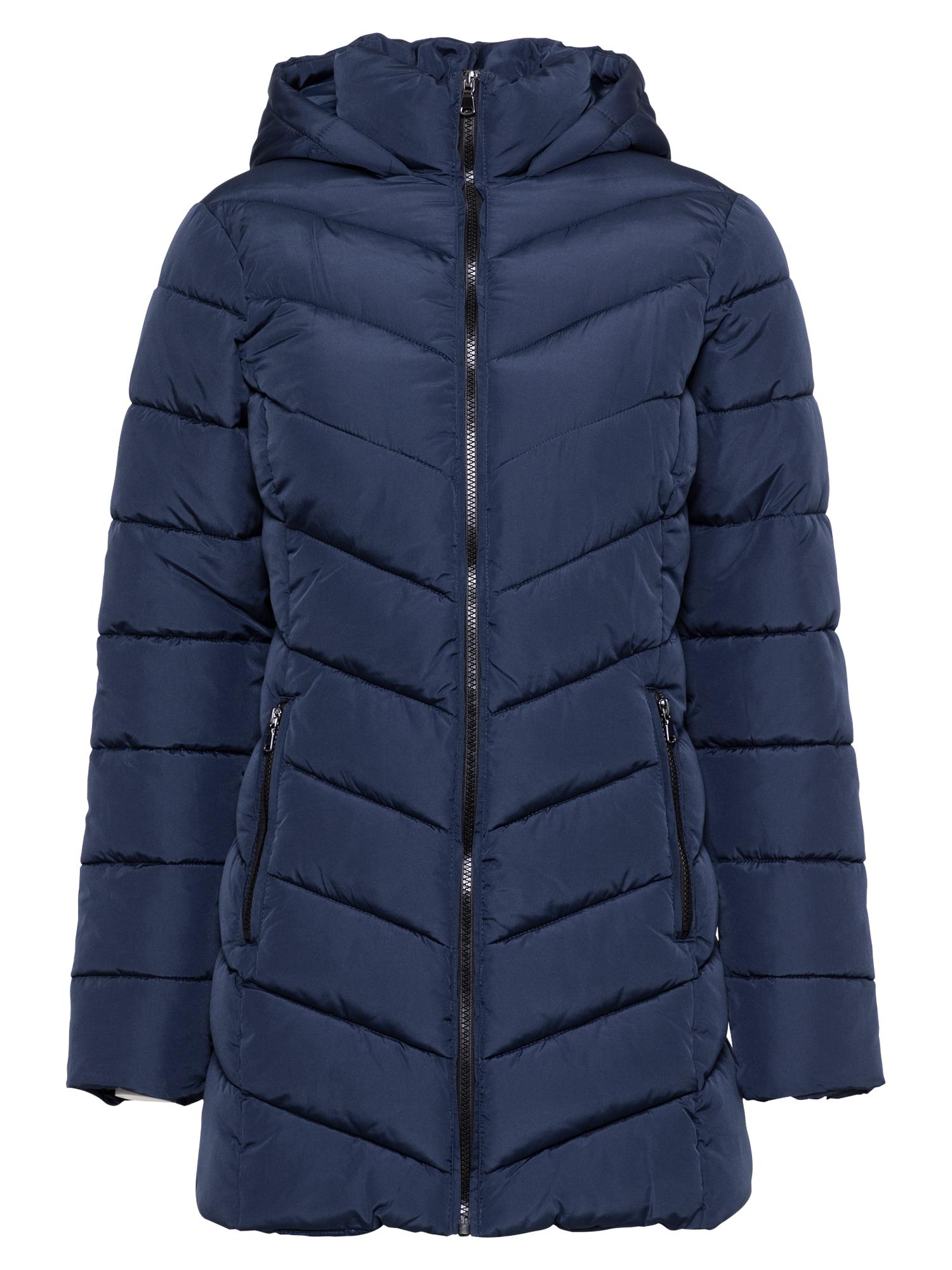 Dorothy Perkins Demisezoninis paltas tamsiai mėlyna
