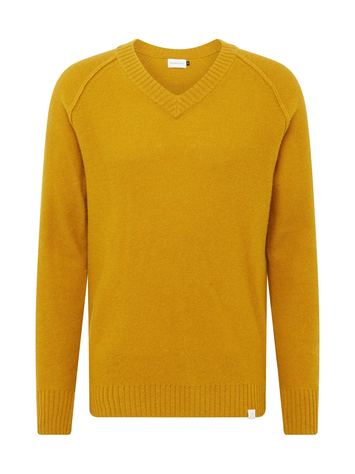 NOWADAYS Megztinis garstyčių spalva