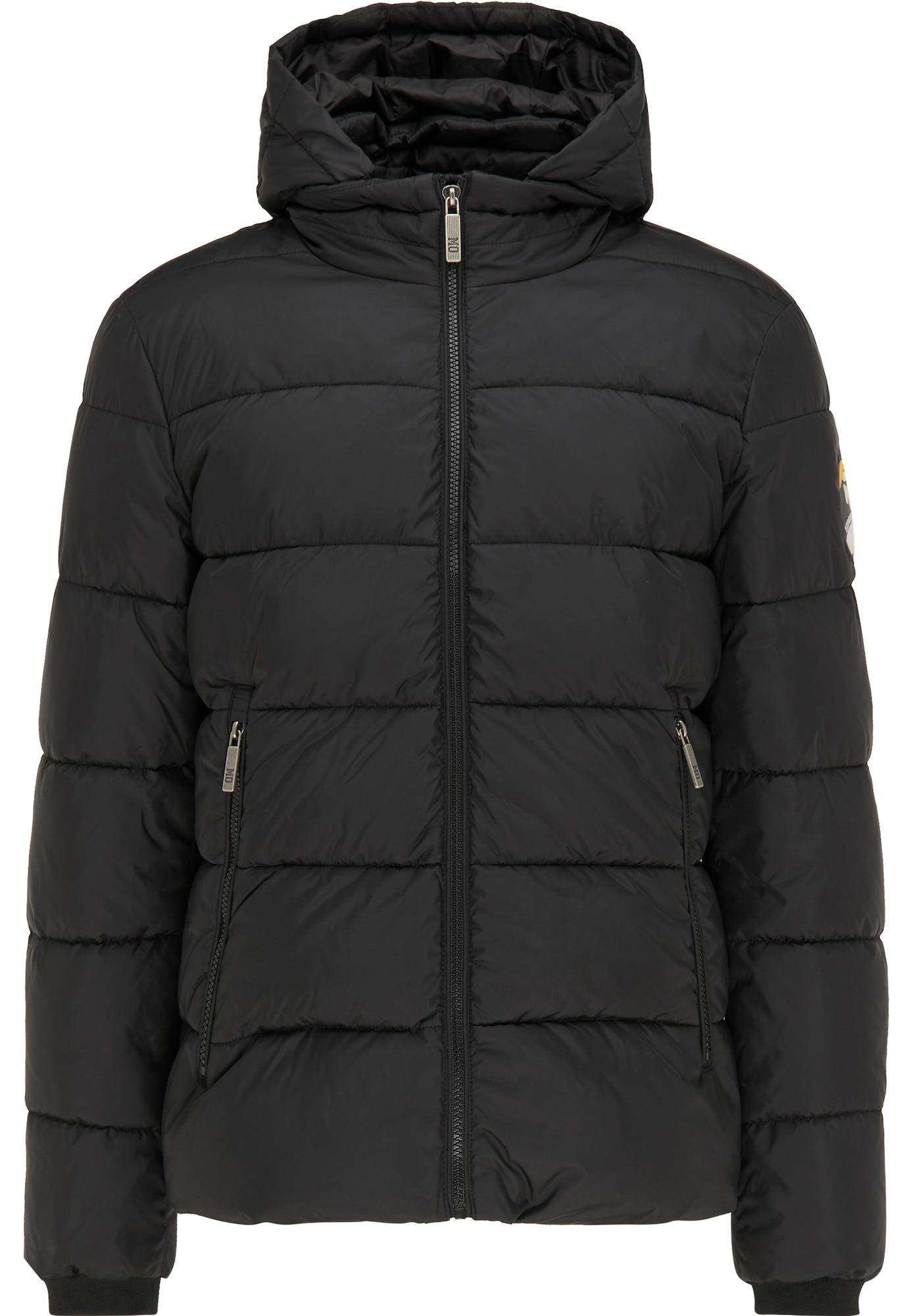 MO Žieminė striukė juoda