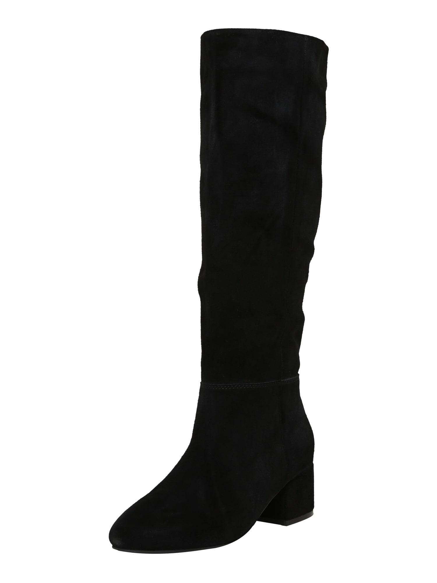 Shoe The Bear Čižmy 'Sophy'  čierna