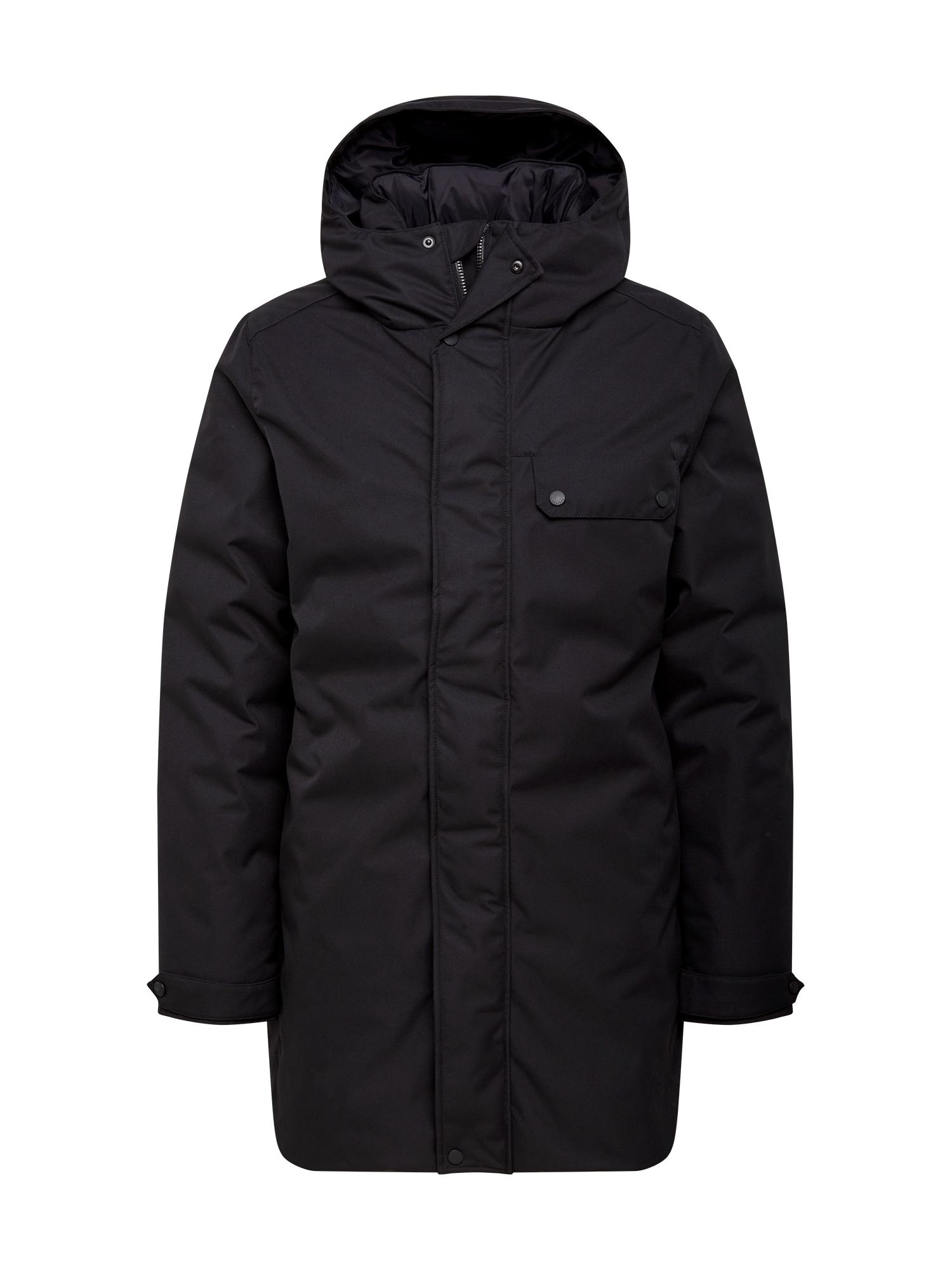 PYRENEX Zimní bunda 'ANDONI'  černá