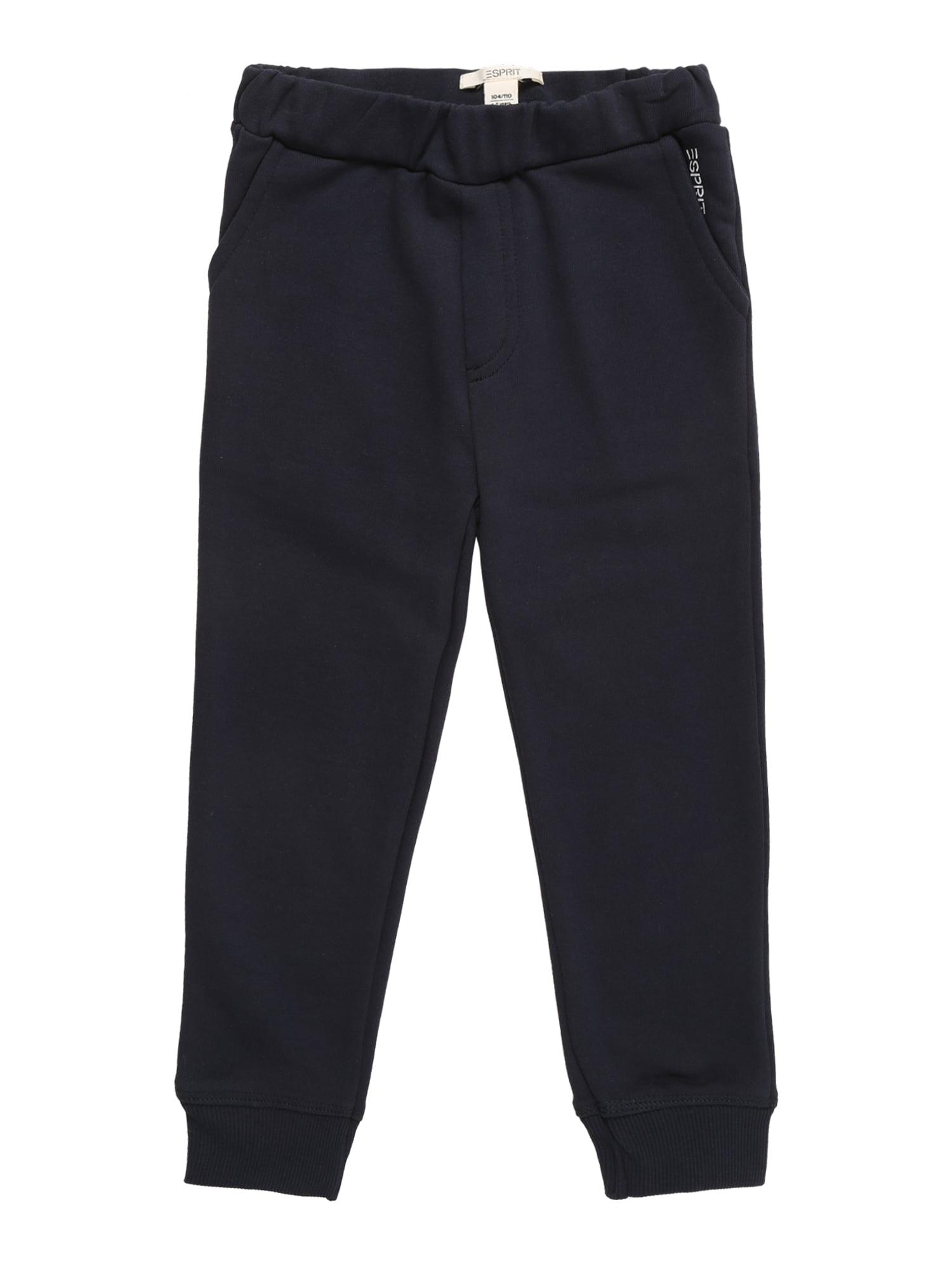 ESPRIT Kalhoty  kobaltová modř