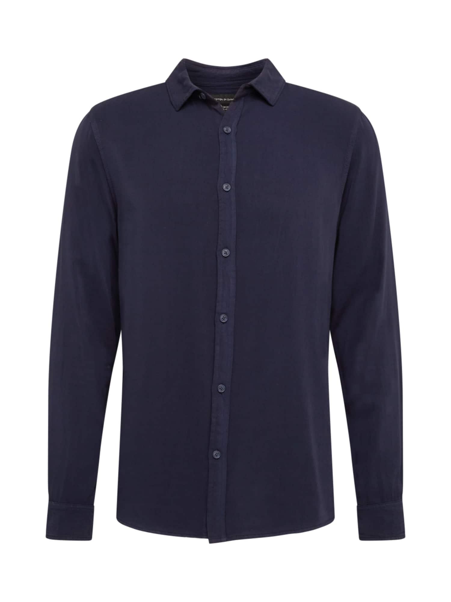 Cotton On Marškiniai tamsiai mėlyna