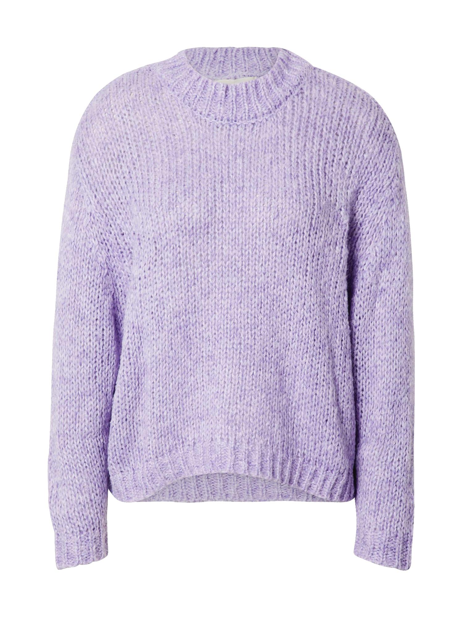 24COLOURS Megztinis purpurinė