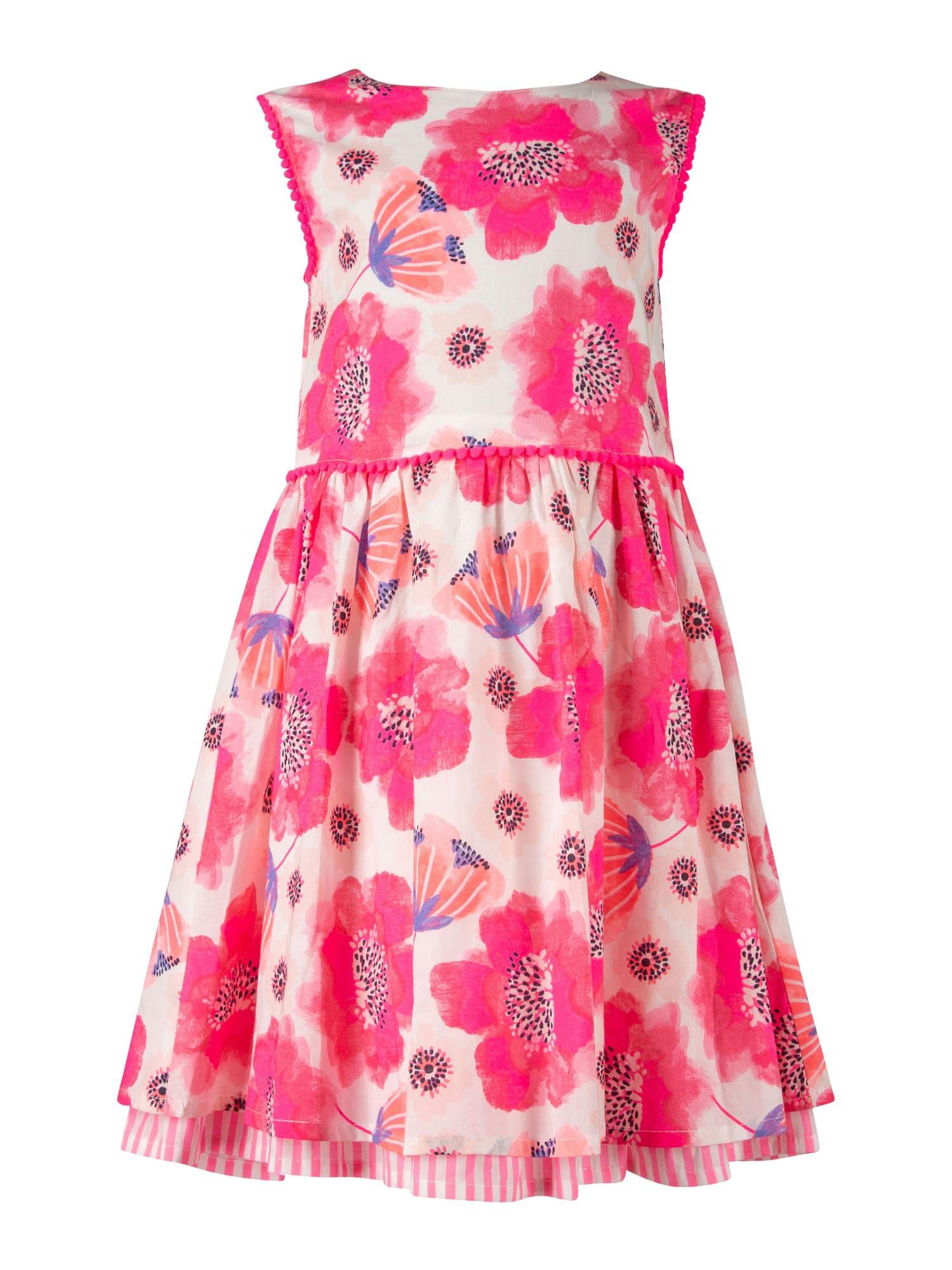happy girls Suknelė rožinė / pastelinė rožinė / mėlyna / tamsiai rožinė