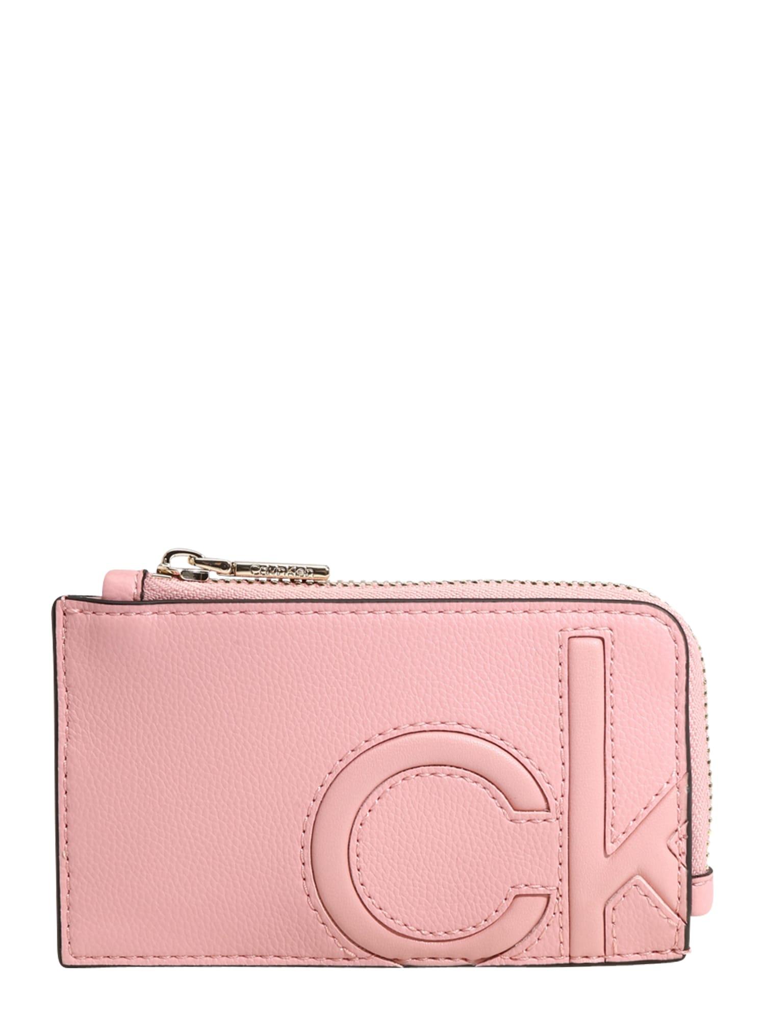 Calvin Klein Dėklas rožių spalva