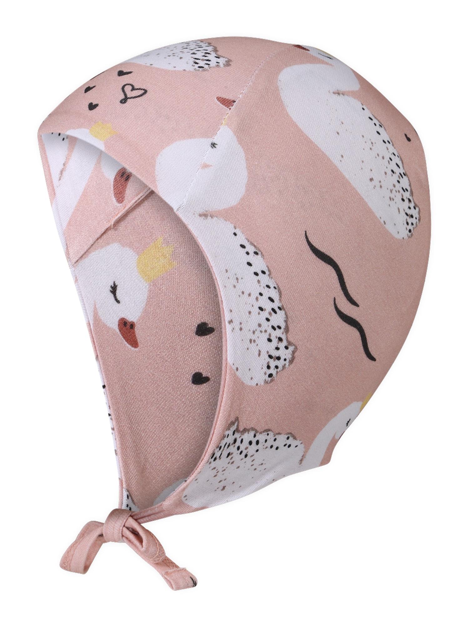 Walkiddy Megzta kepurė rožinė / mišrios spalvos