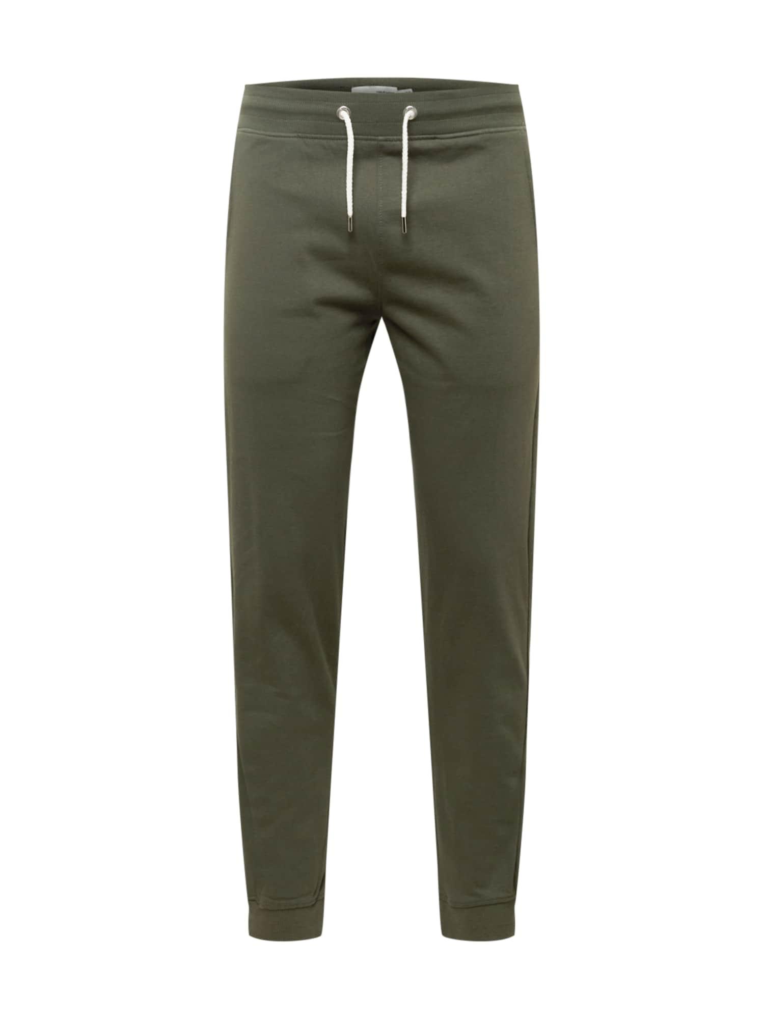 !Solid Kalhoty  zelená