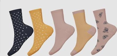 Name It Mini Vinni Gemusterte Socken,- 5er Pack
