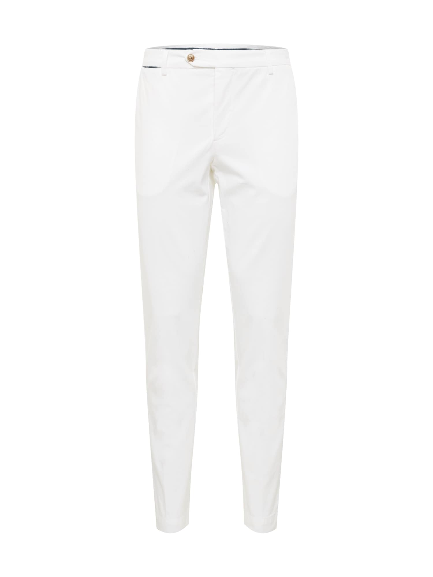 "Hackett London ""Chino"" stiliaus kelnės 'KENSINGTON' balta"