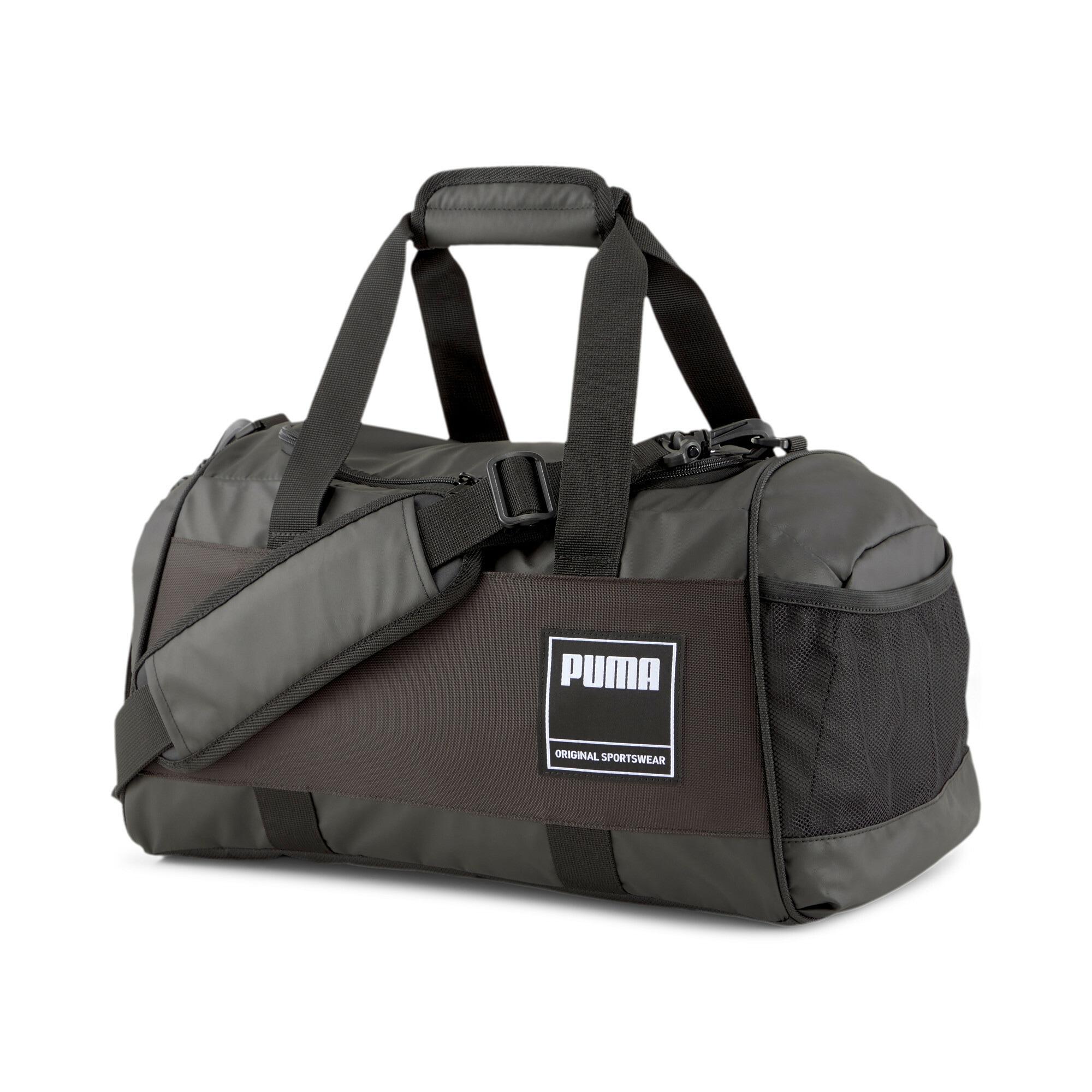 PUMA Sportinis krepšys juoda