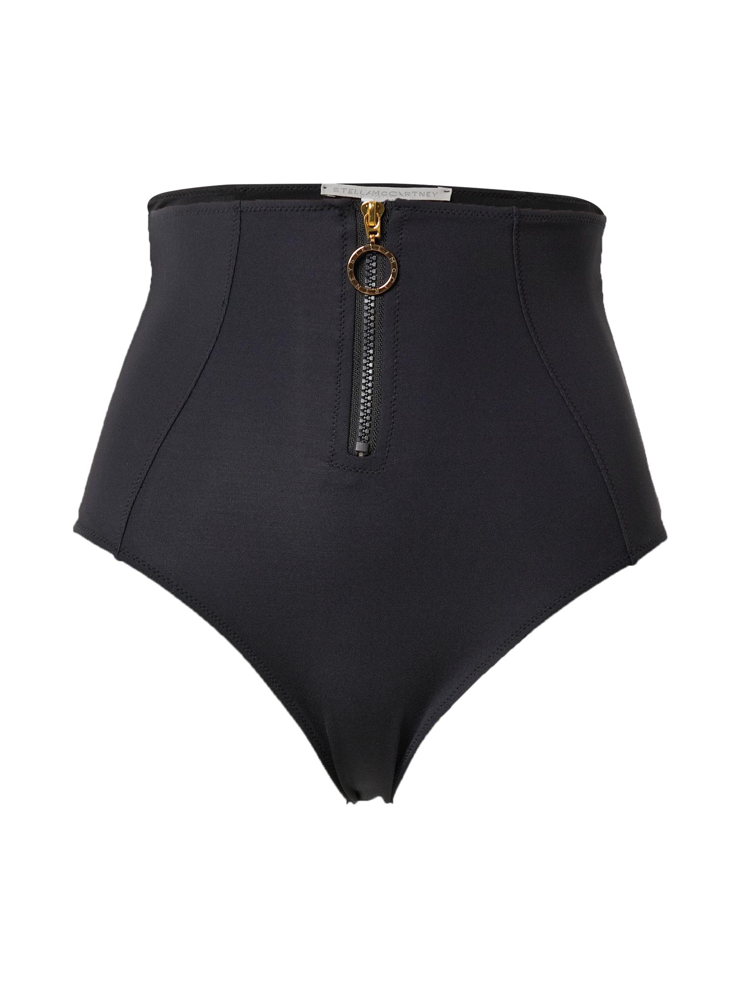Stella McCartney Bikinio kelnaitės juoda