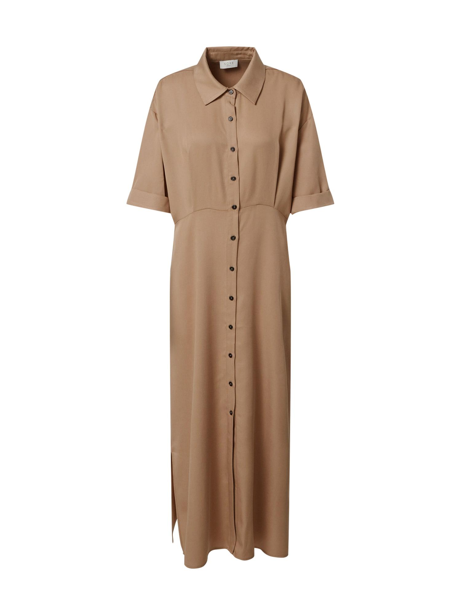 NORR Palaidinės tipo suknelė