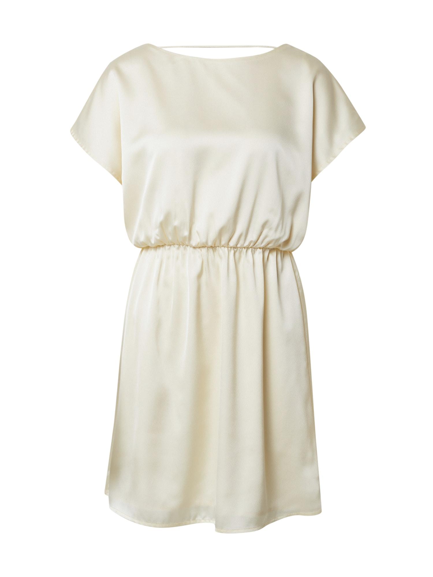 Molly BRACKEN Kokteilinė suknelė kremo