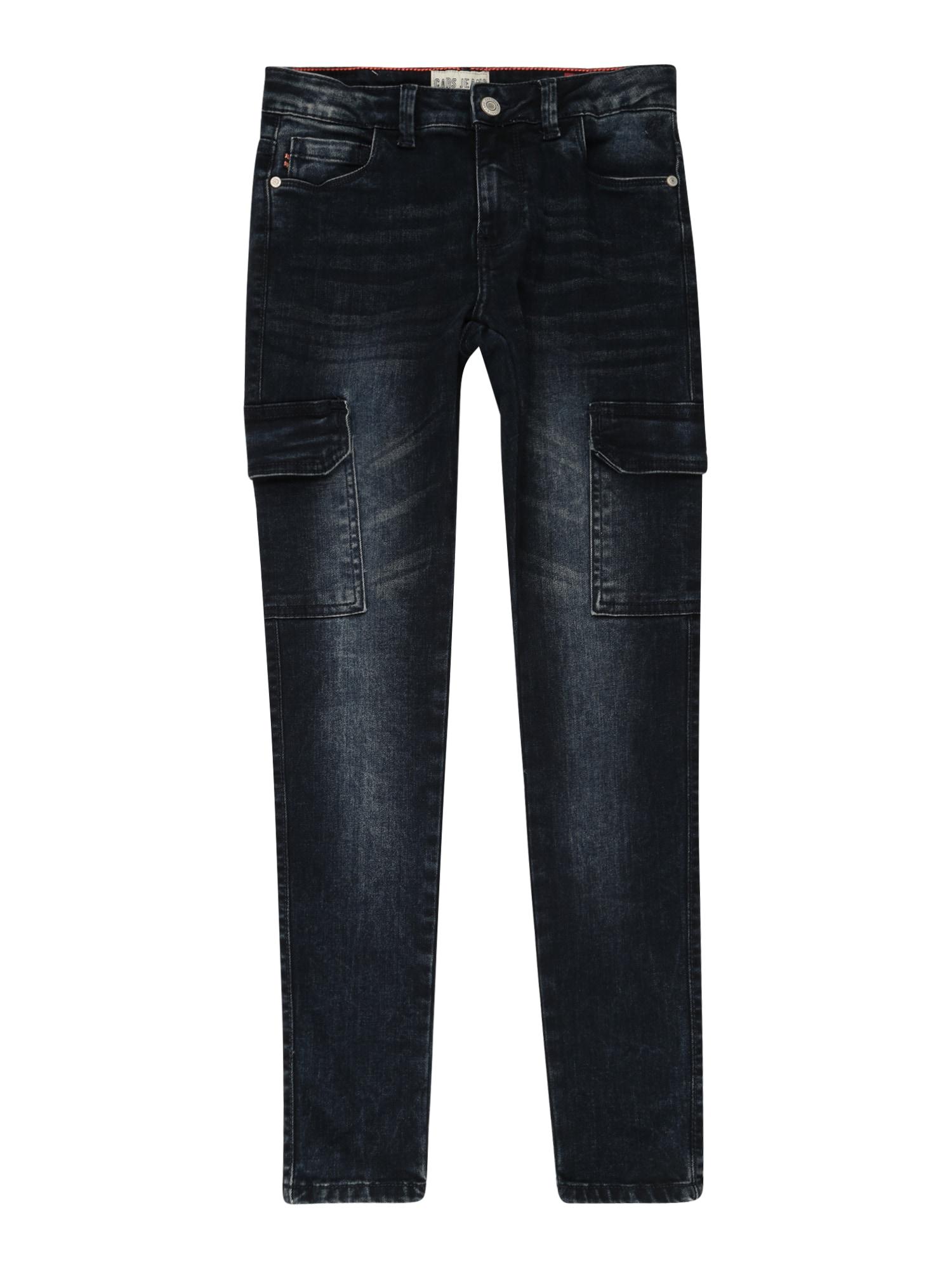 Cars Jeans Džinsai 'Revi' tamsiai mėlyna