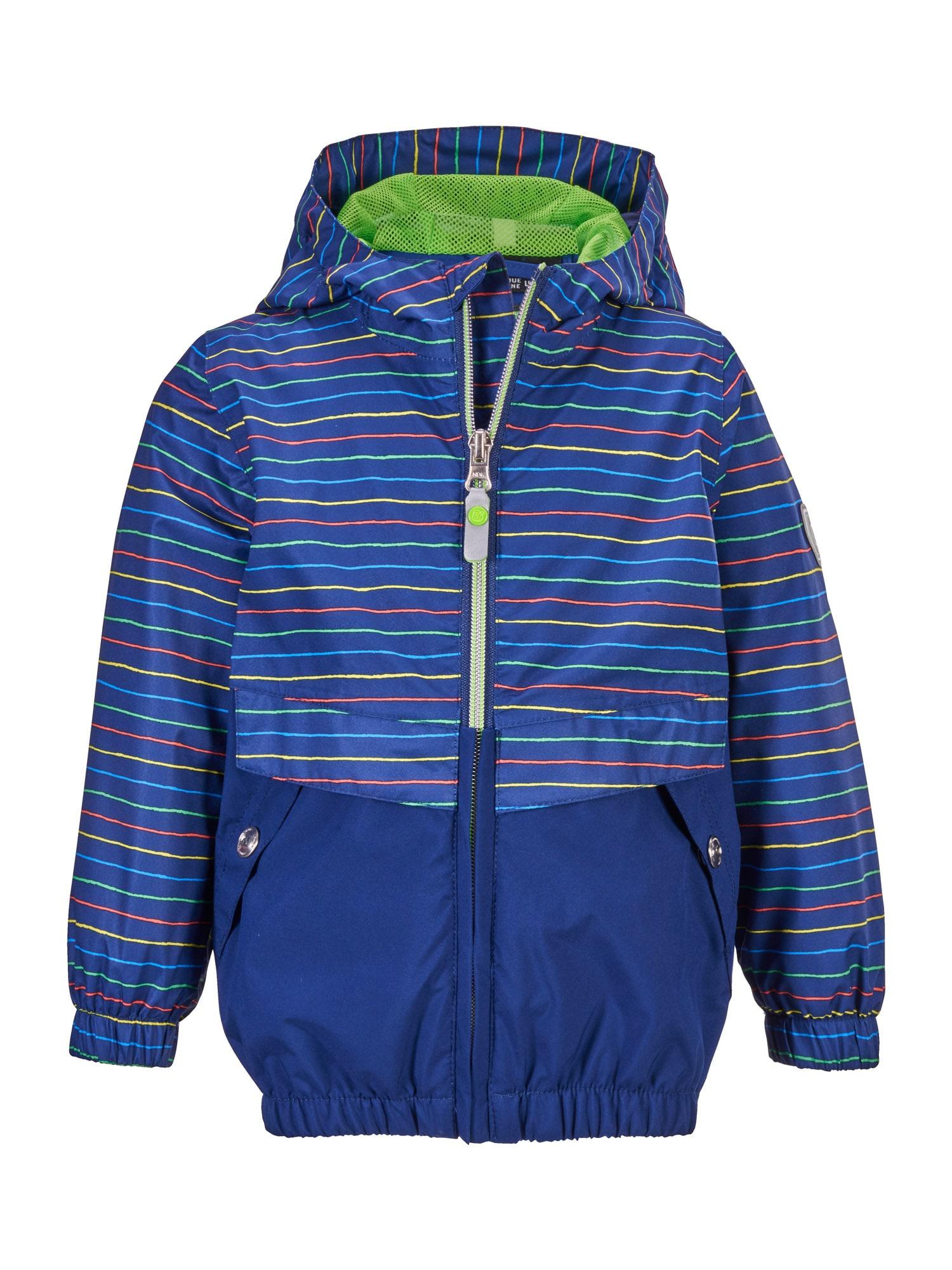 KILLTEC Laisvalaikio striukė mėlyna / šviesiai mėlyna / tamsiai oranžinė / geltona / šviesiai žalia