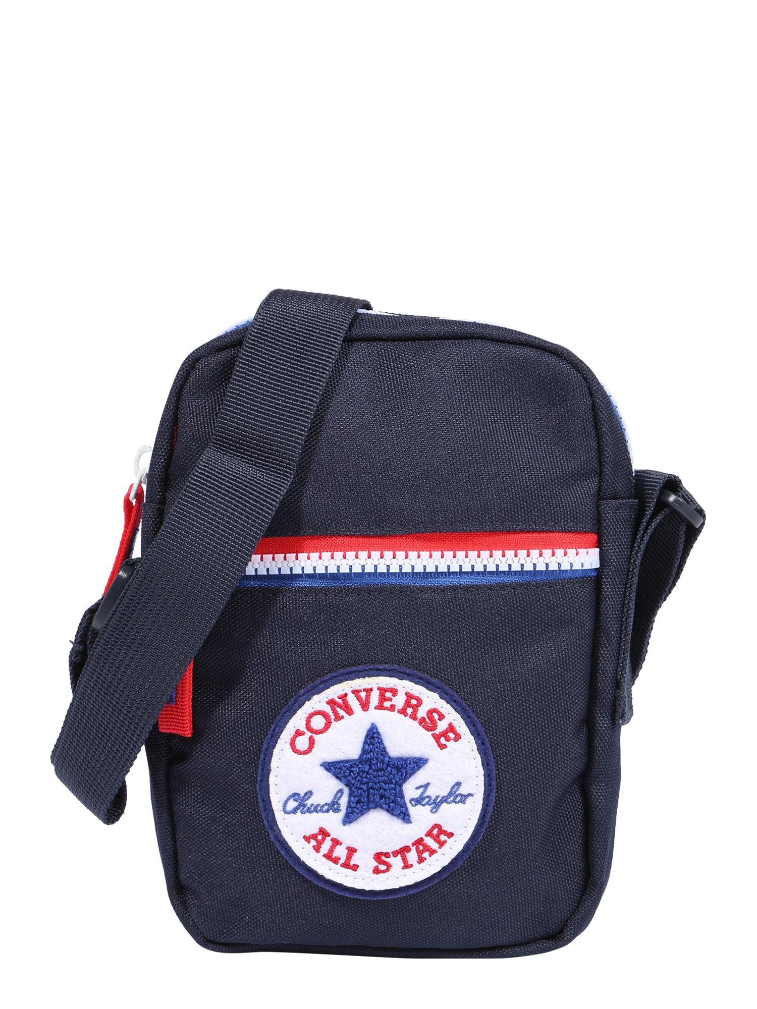 CONVERSE Krepšys tamsiai mėlyna / balta / raudona