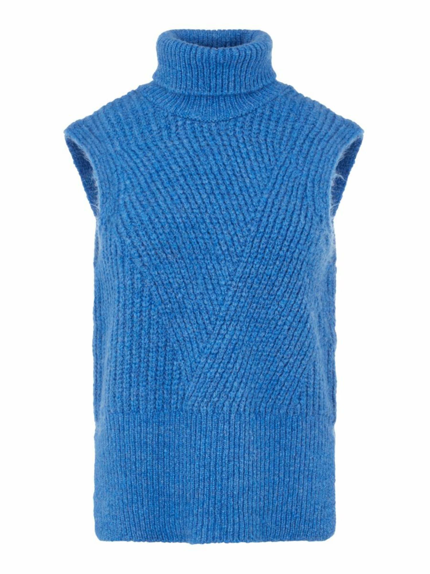 Y.A.S Megztinis mėlyna