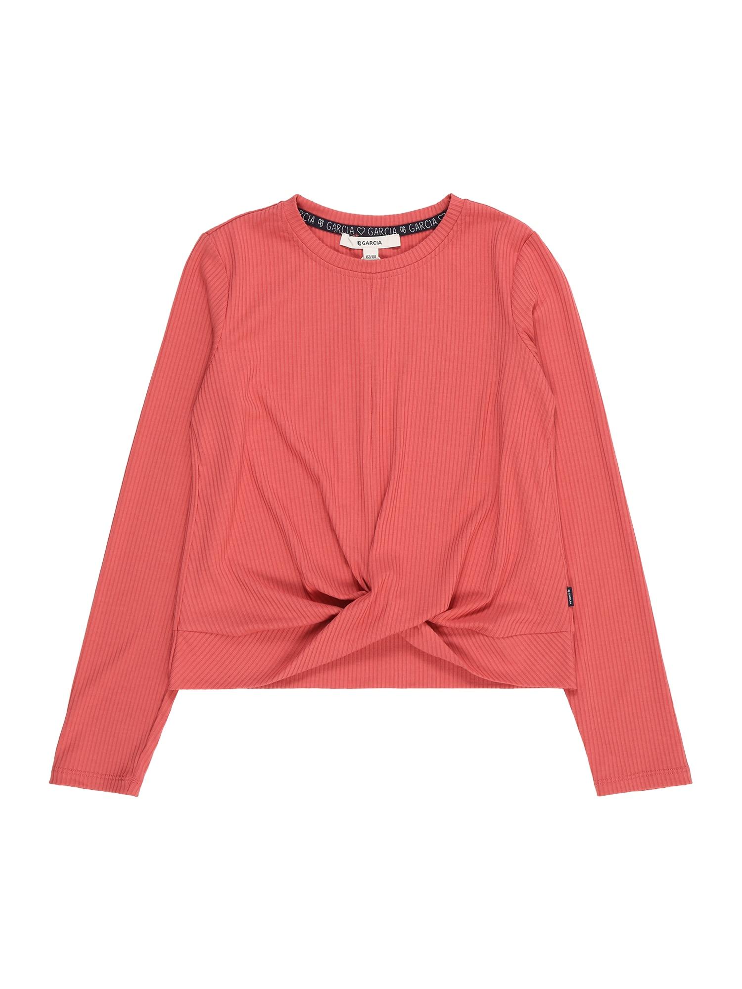 GARCIA Marškinėliai ryškiai rožinė spalva