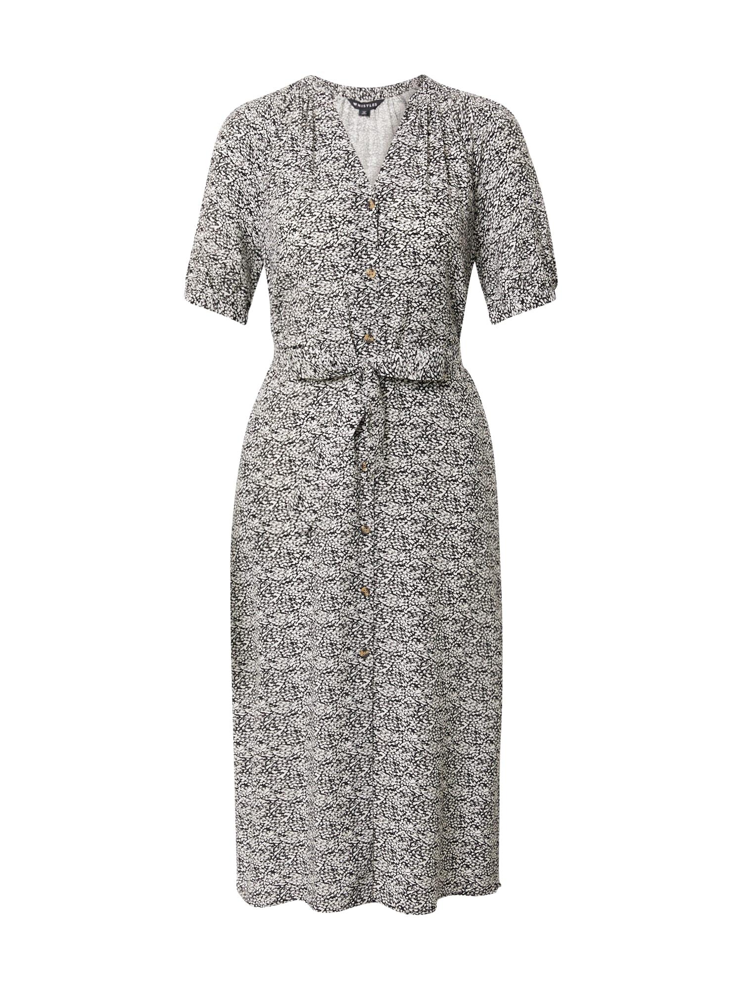 Whistles Palaidinės tipo suknelė balta / juoda