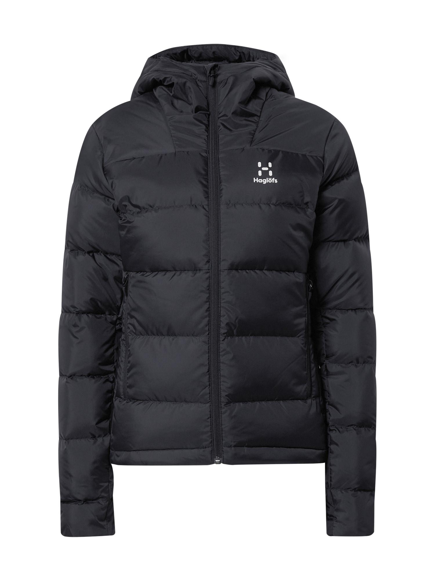 Haglöfs Outdoorová bunda 'Bield'  černá
