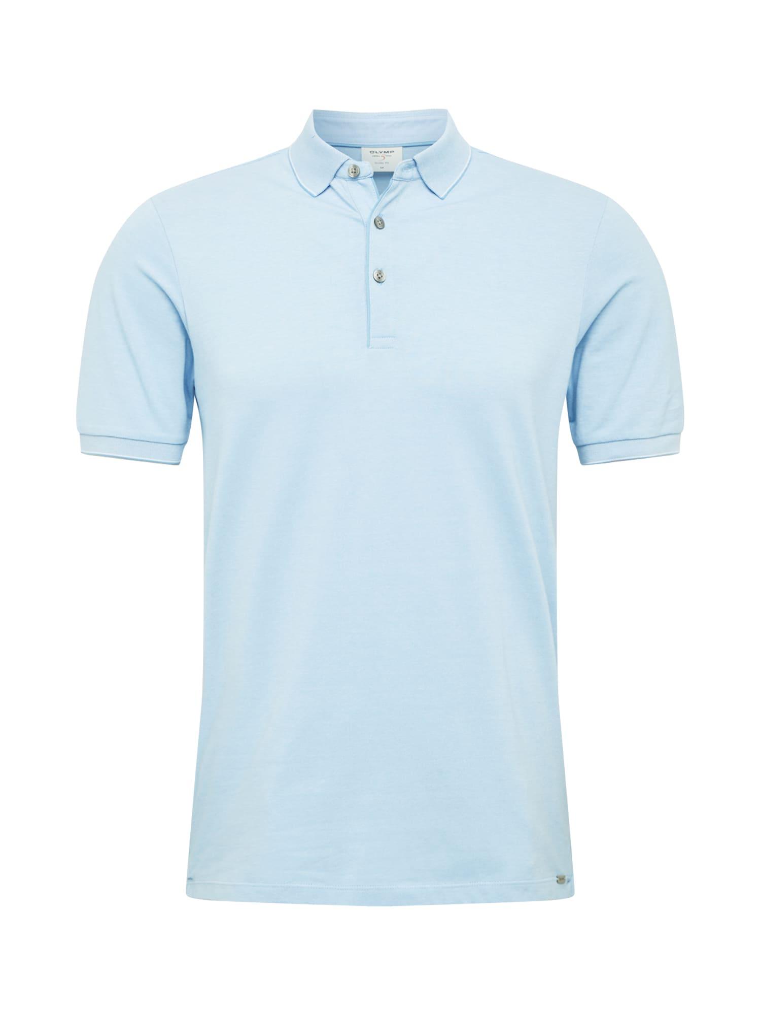 OLYMP Marškinėliai šviesiai mėlyna
