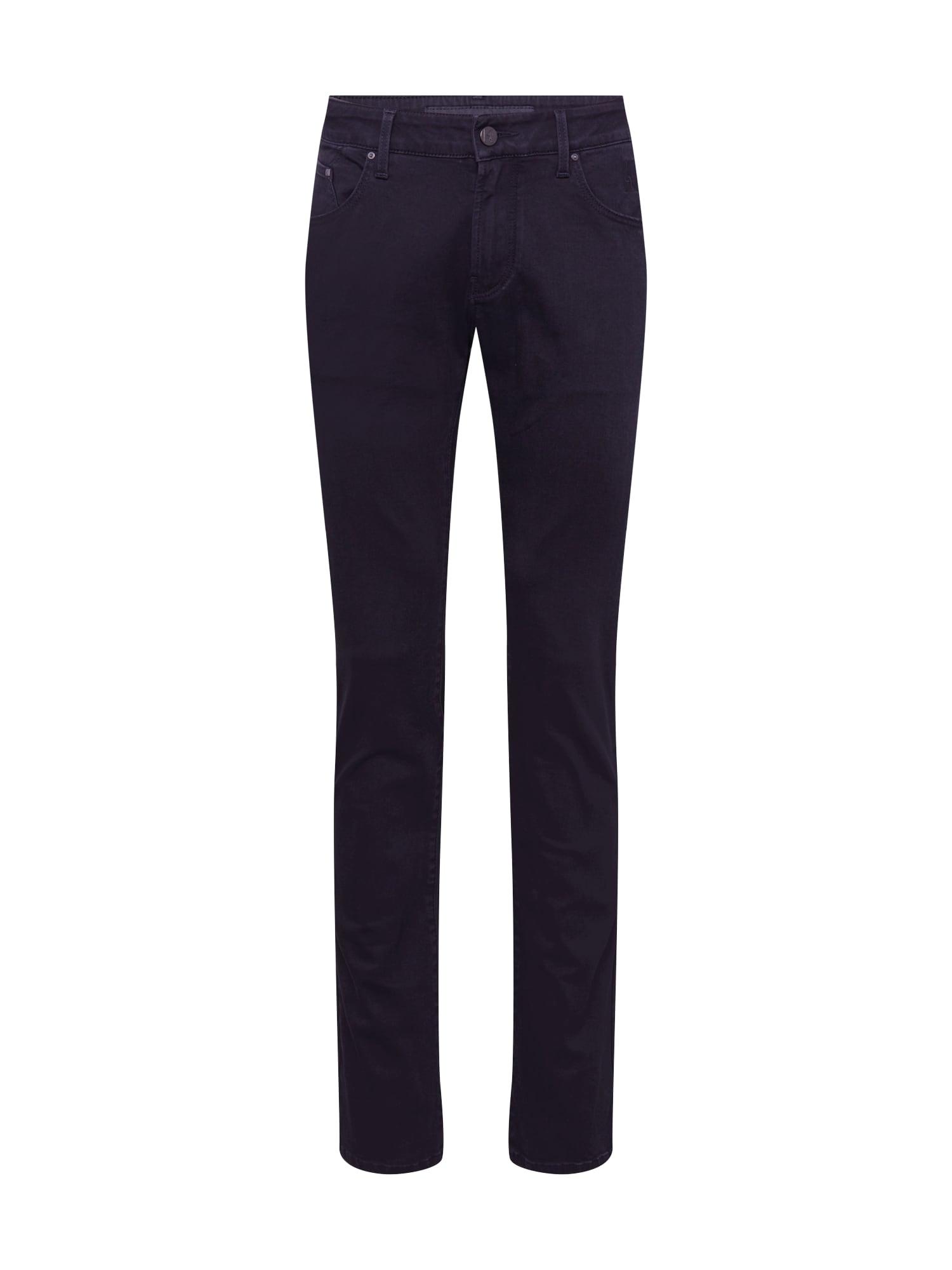 Karl Lagerfeld Denim Džinsai juodo džinso spalva