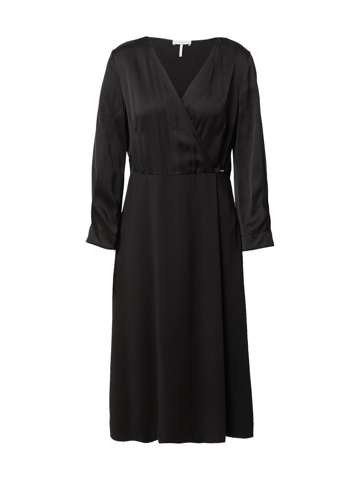CINQUE Šaty  černá
