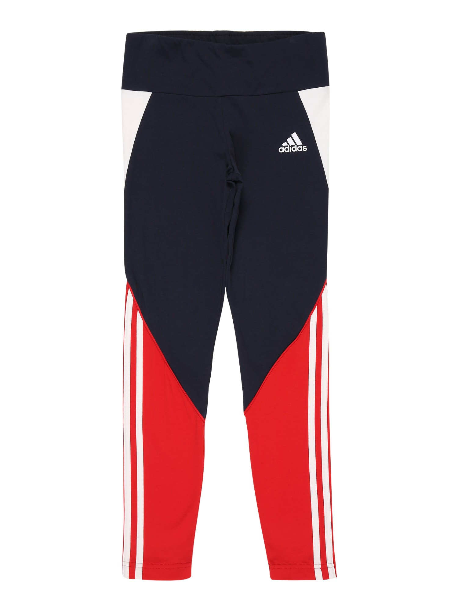 ADIDAS PERFORMANCE Sportovní kalhoty 'Bold'  námořnická modř / červená / bílá