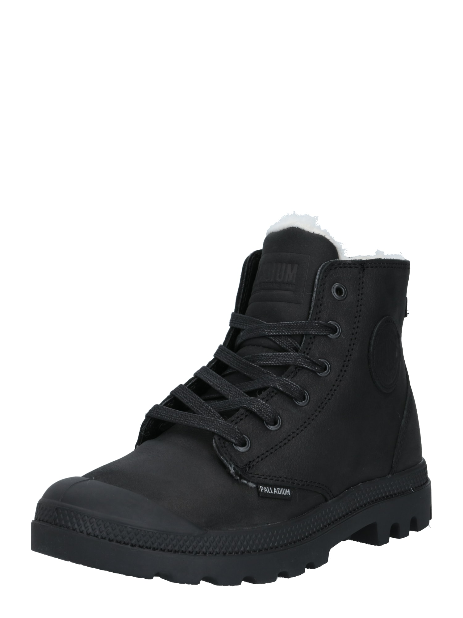 Palladium Auliniai batai su kulniuku juoda