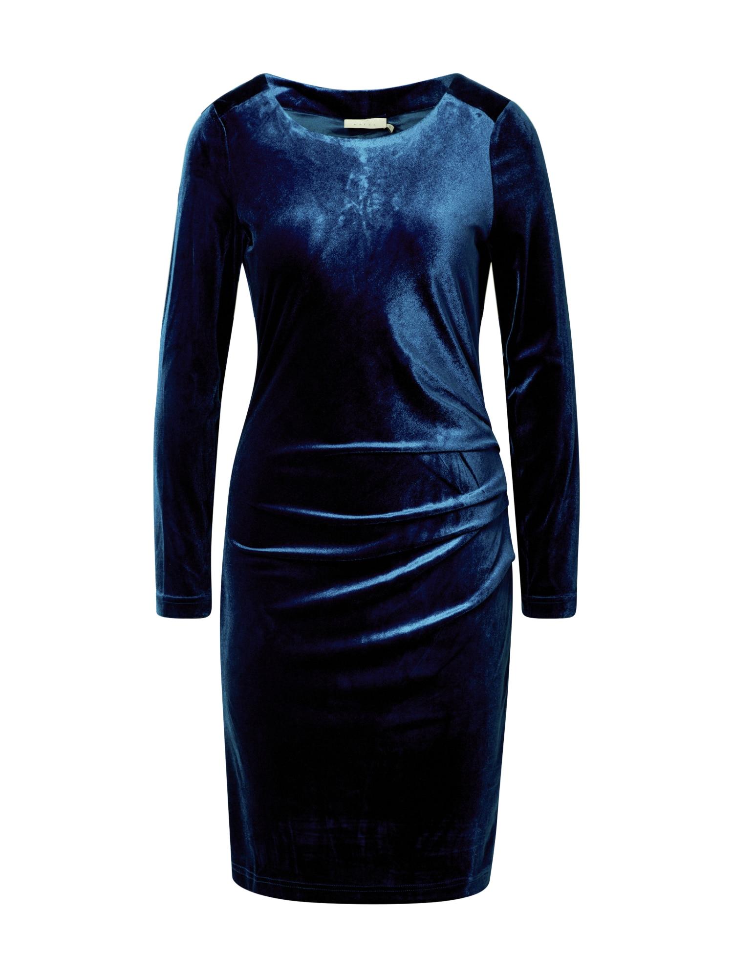 Kaffe Šaty 'Kelly'  marine modrá