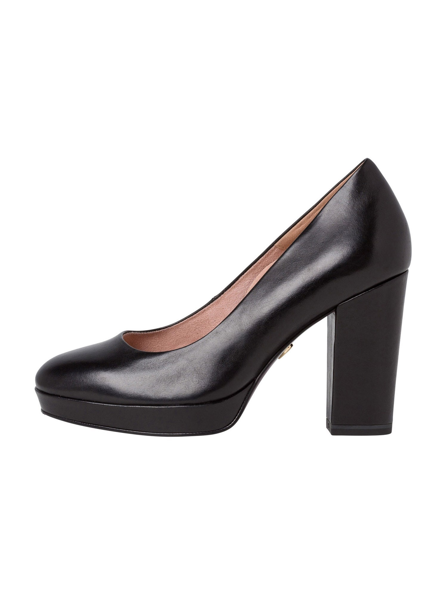 Tamaris Heart & Sole Pumps  svart